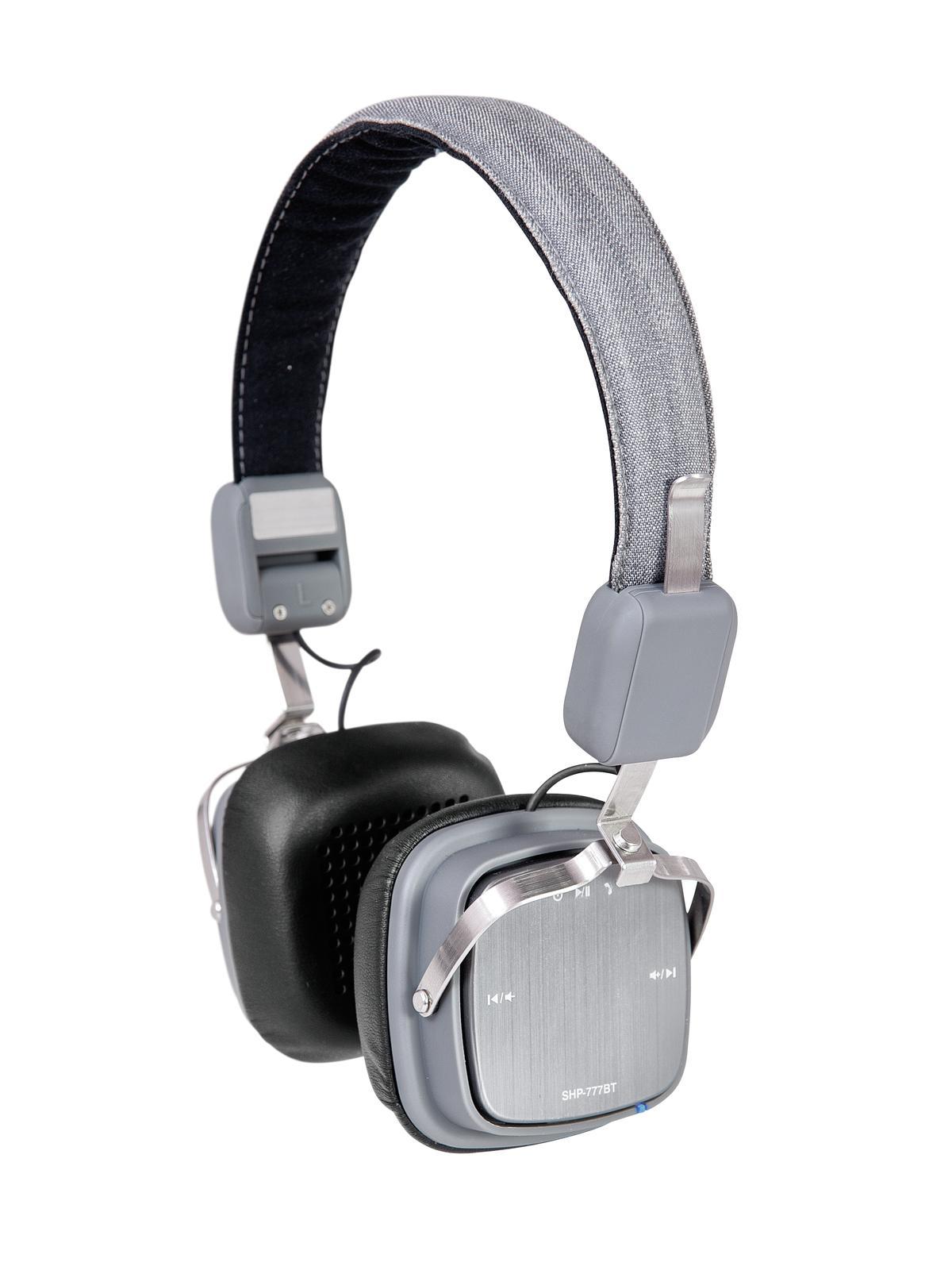 OMNITRONIC SHP-777BT Cuffie stereo auricolare per DJ Bluetooth