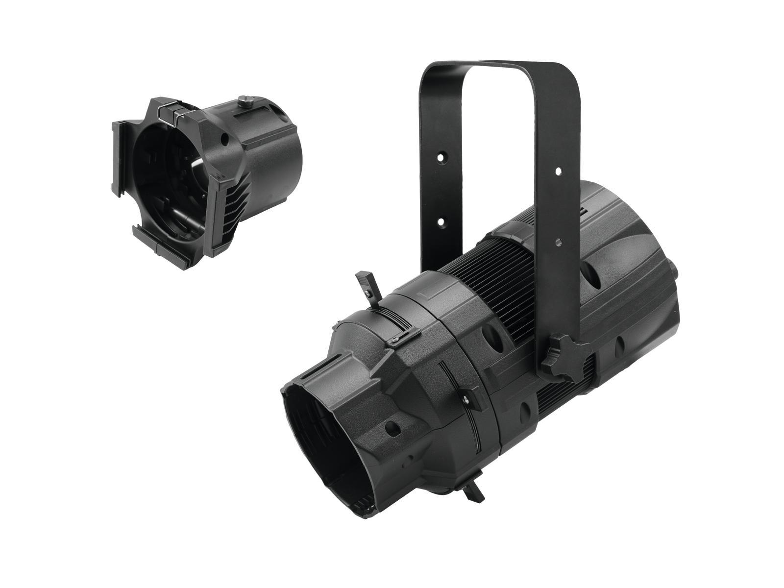 EUROLITE LED di Set PFE-50 + Lente di tubo 19°