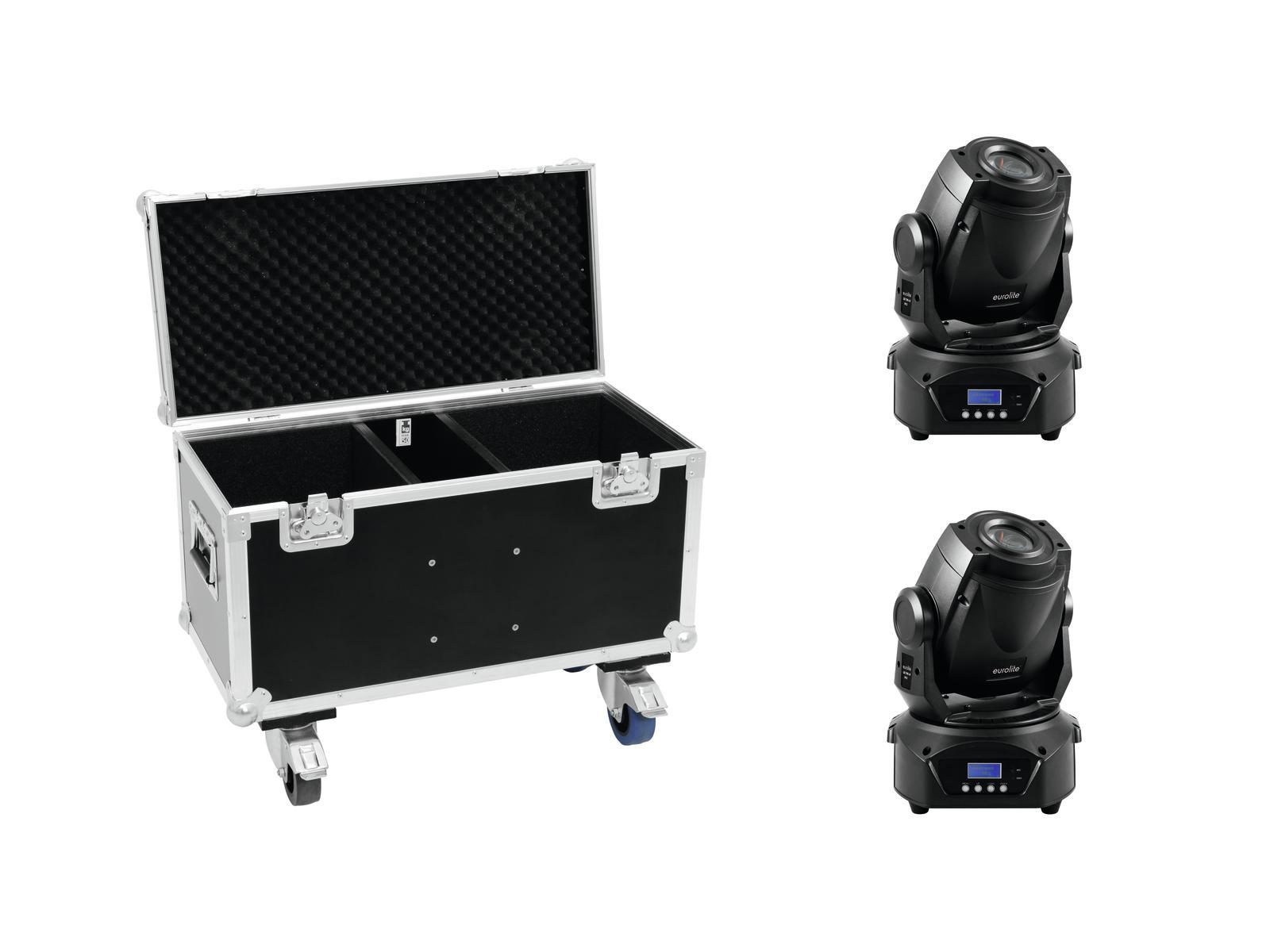 EUROLITE Set 2x LED TMH-60 MK2