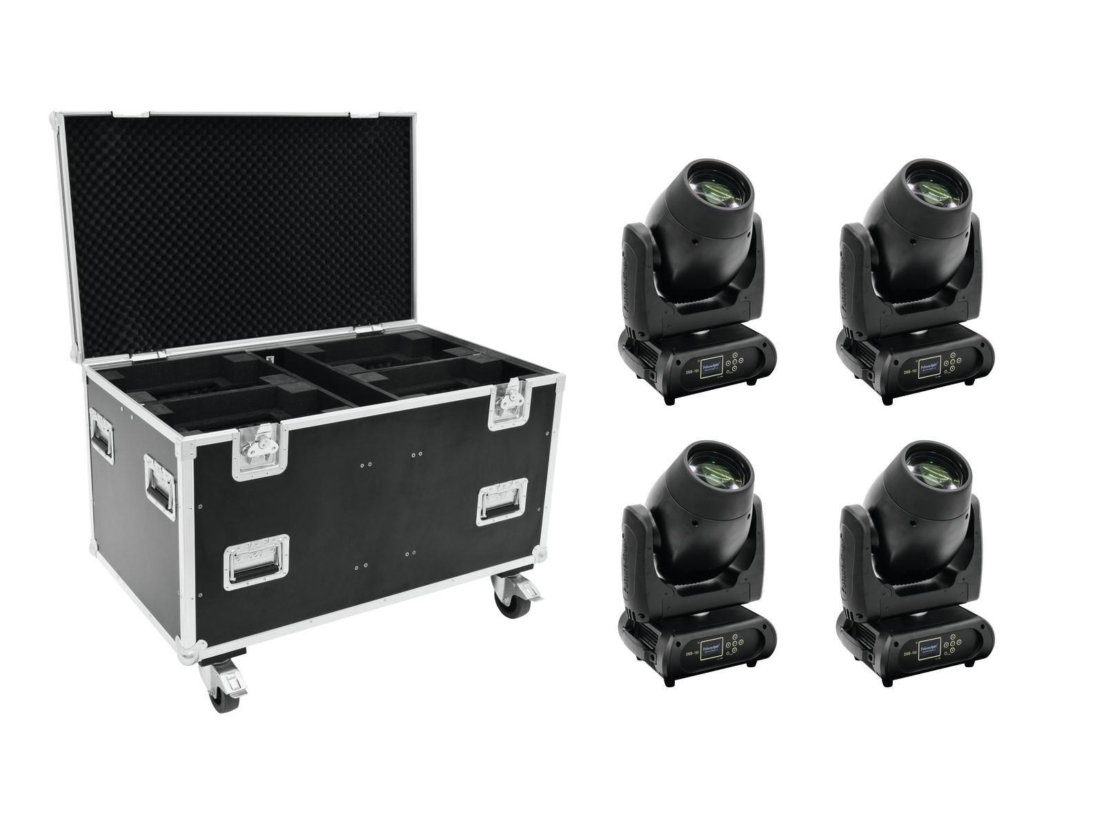 FUTURELIGHT Set 4x DMB-160 LED