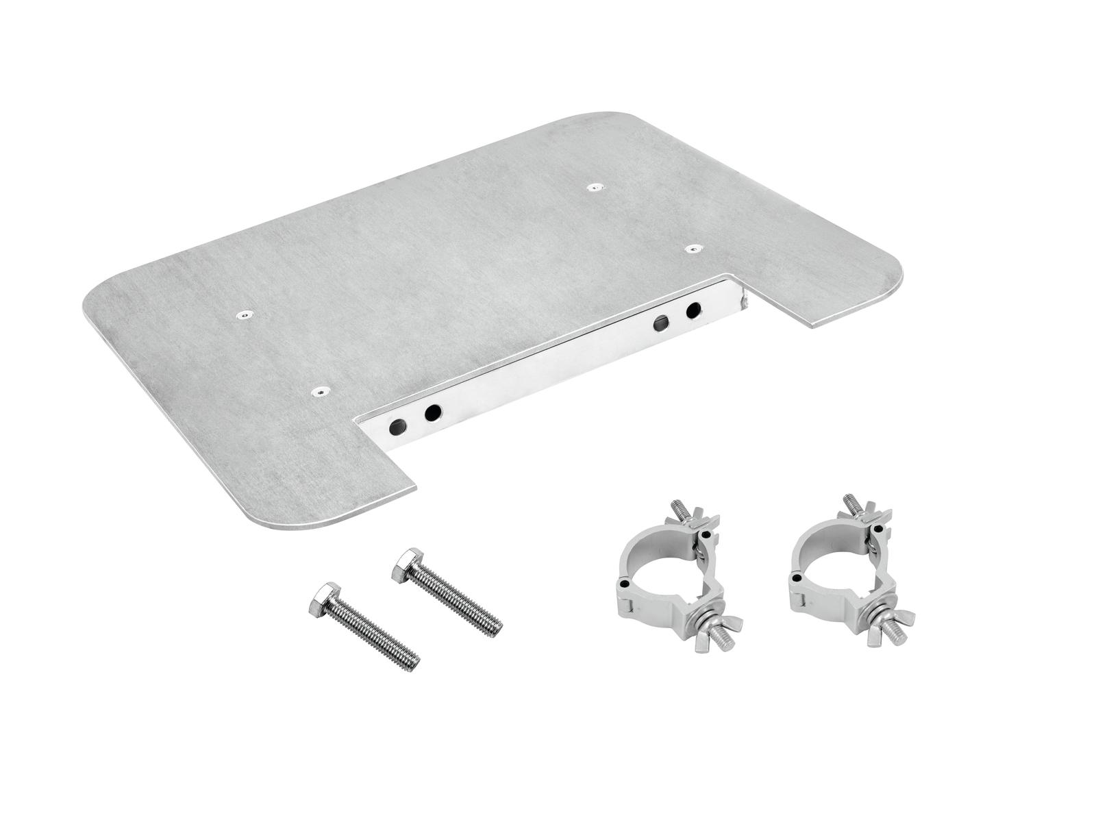 ALUTRUSS Set Mensola in Alluminio 50mm Alu Systems