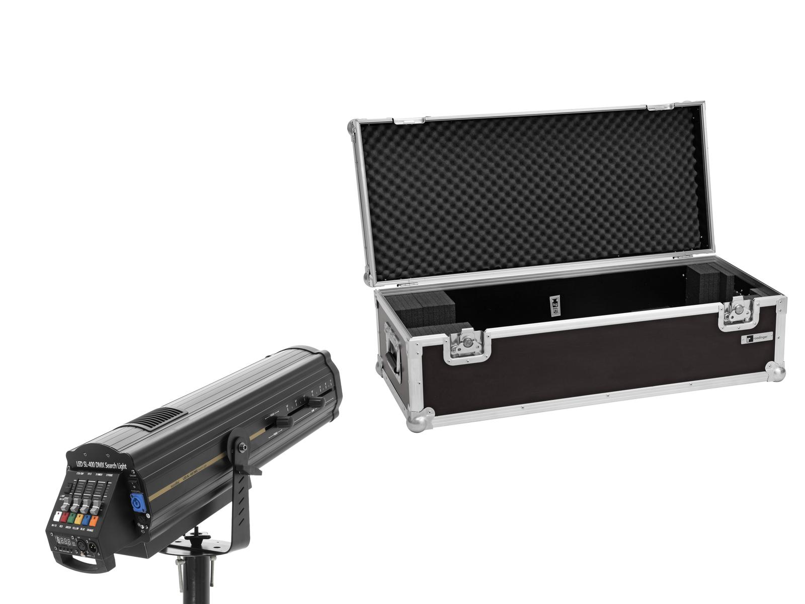 EUROLITE LED di Set SL-400 DMX Luce di Ricerca + Caso