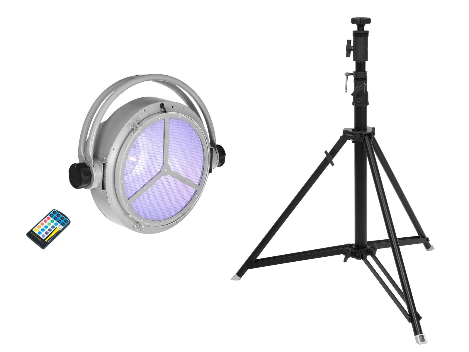 EUROLITE Set ML-300 ABL Spot + STV-250