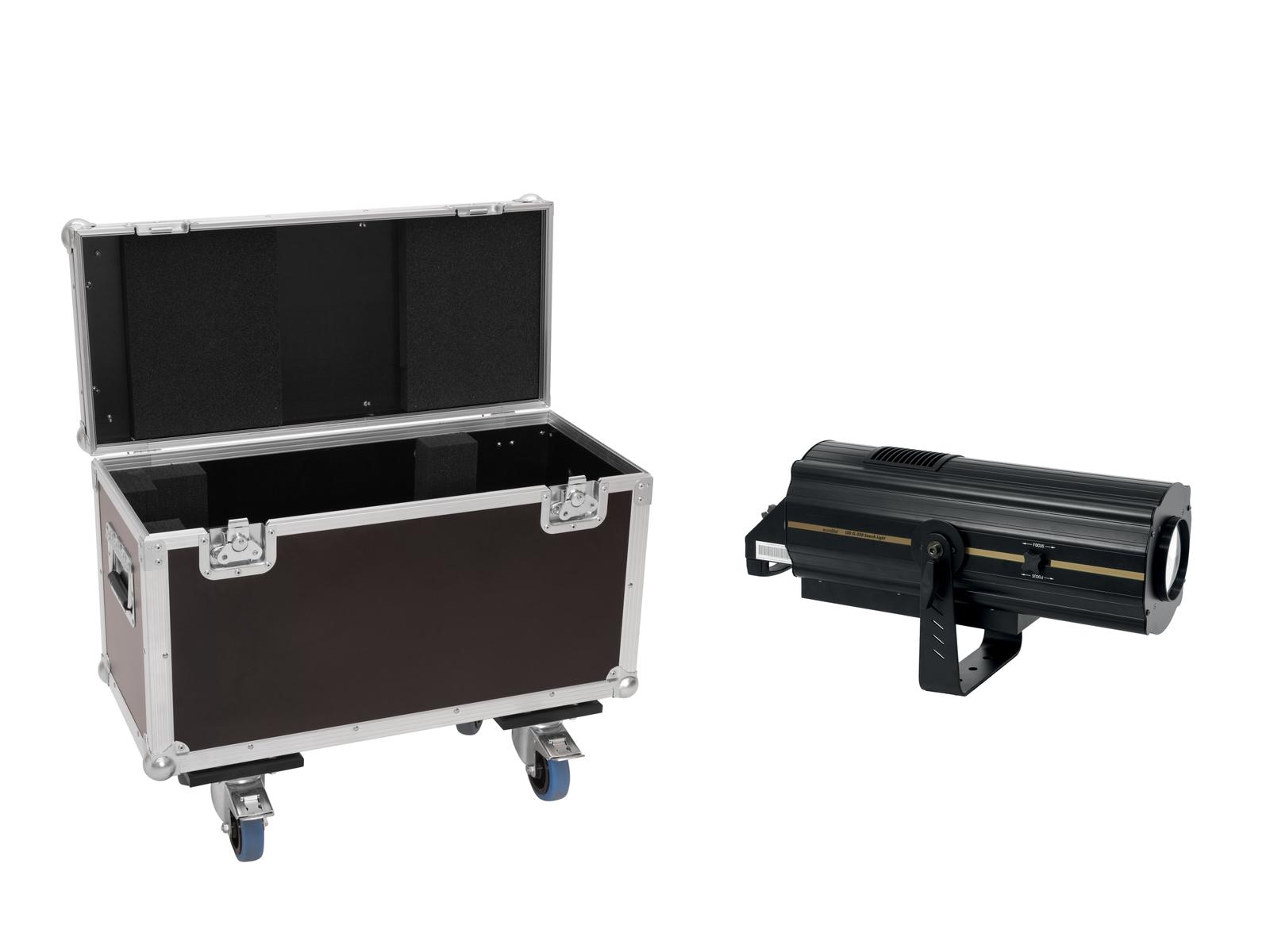 EUROLITE Set LED SL-350 Search Light + Case mit Rollen