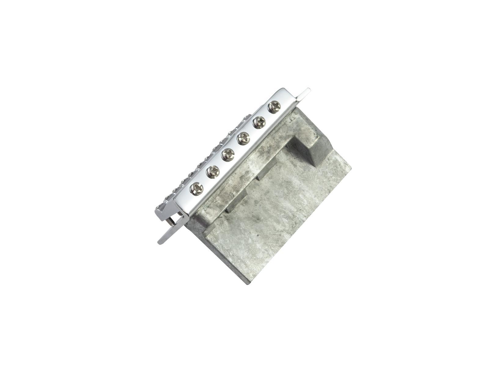Ponte Bridge tune per chitarra elettrica ST-Model silver DIMAVERY