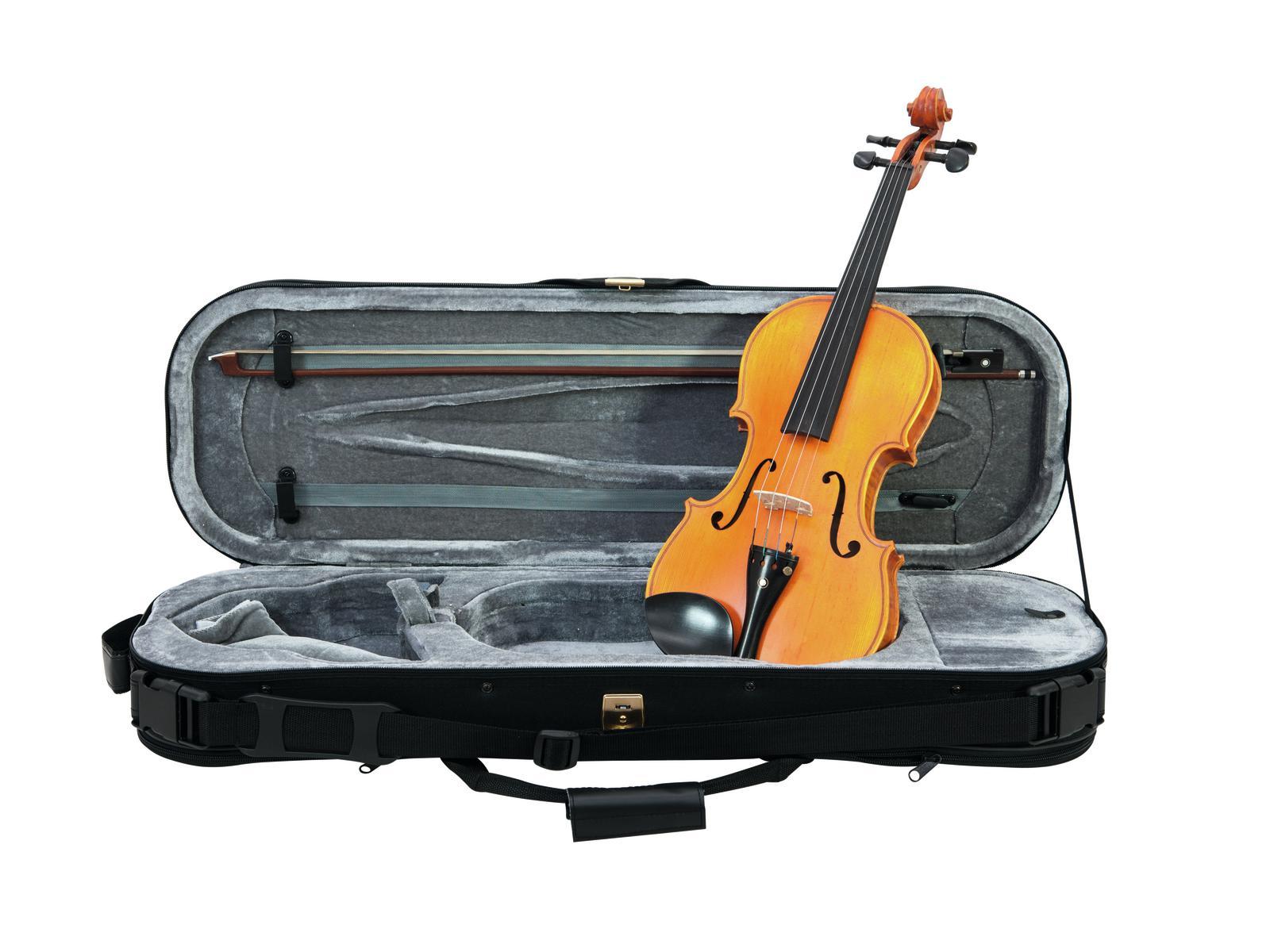 Violino 4/4 Medio-Grade semi-professionale, eta oltre 10 anni, DIMAVERY