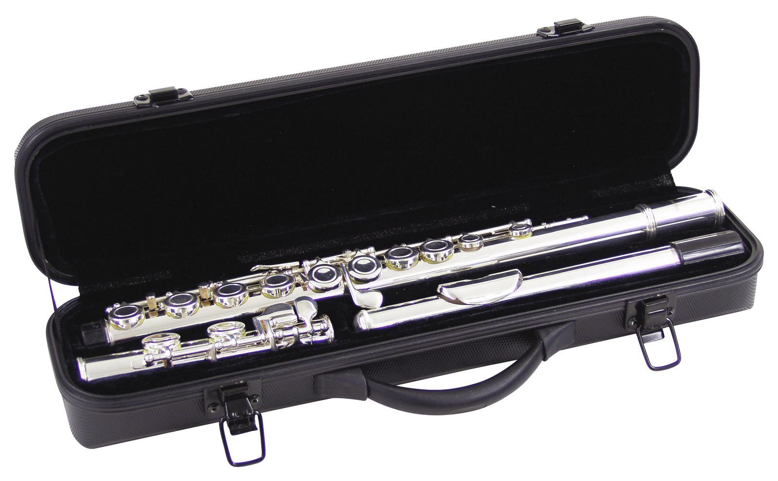 Flauto, placcato argento DIMAVERY QP-10 C