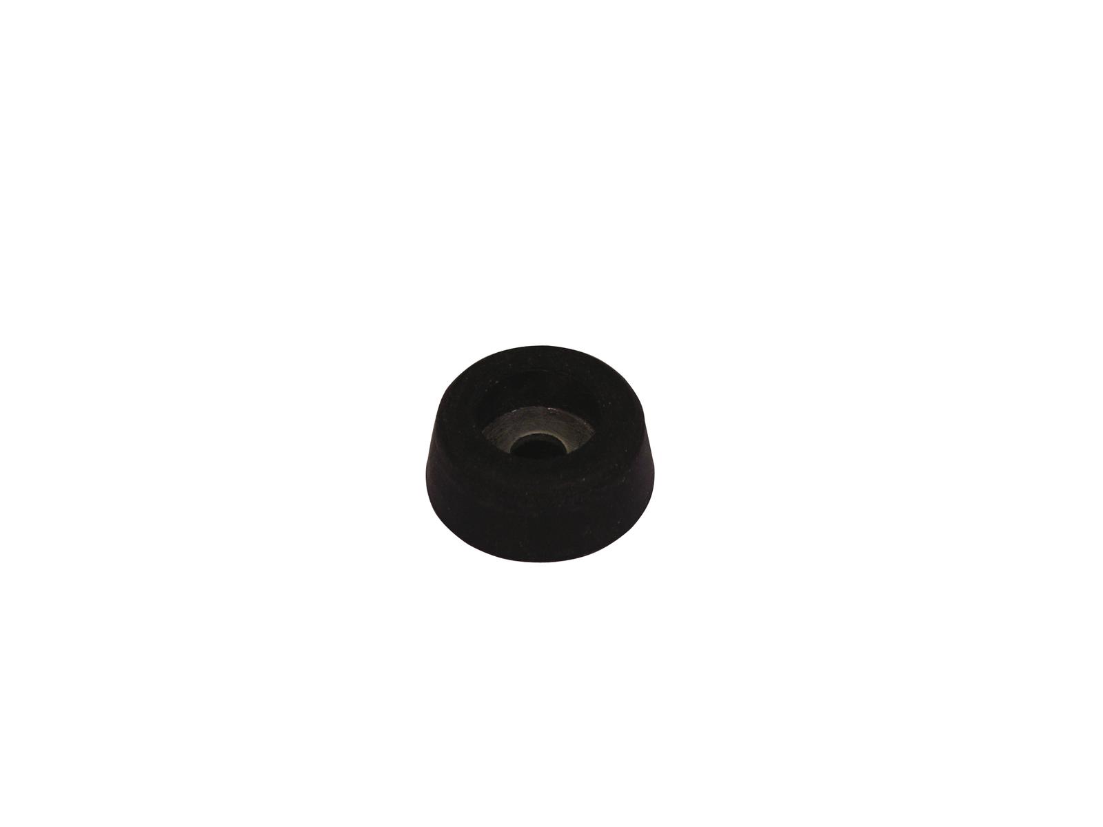 ACCESSORY Gummifuß klein mit Stahlring