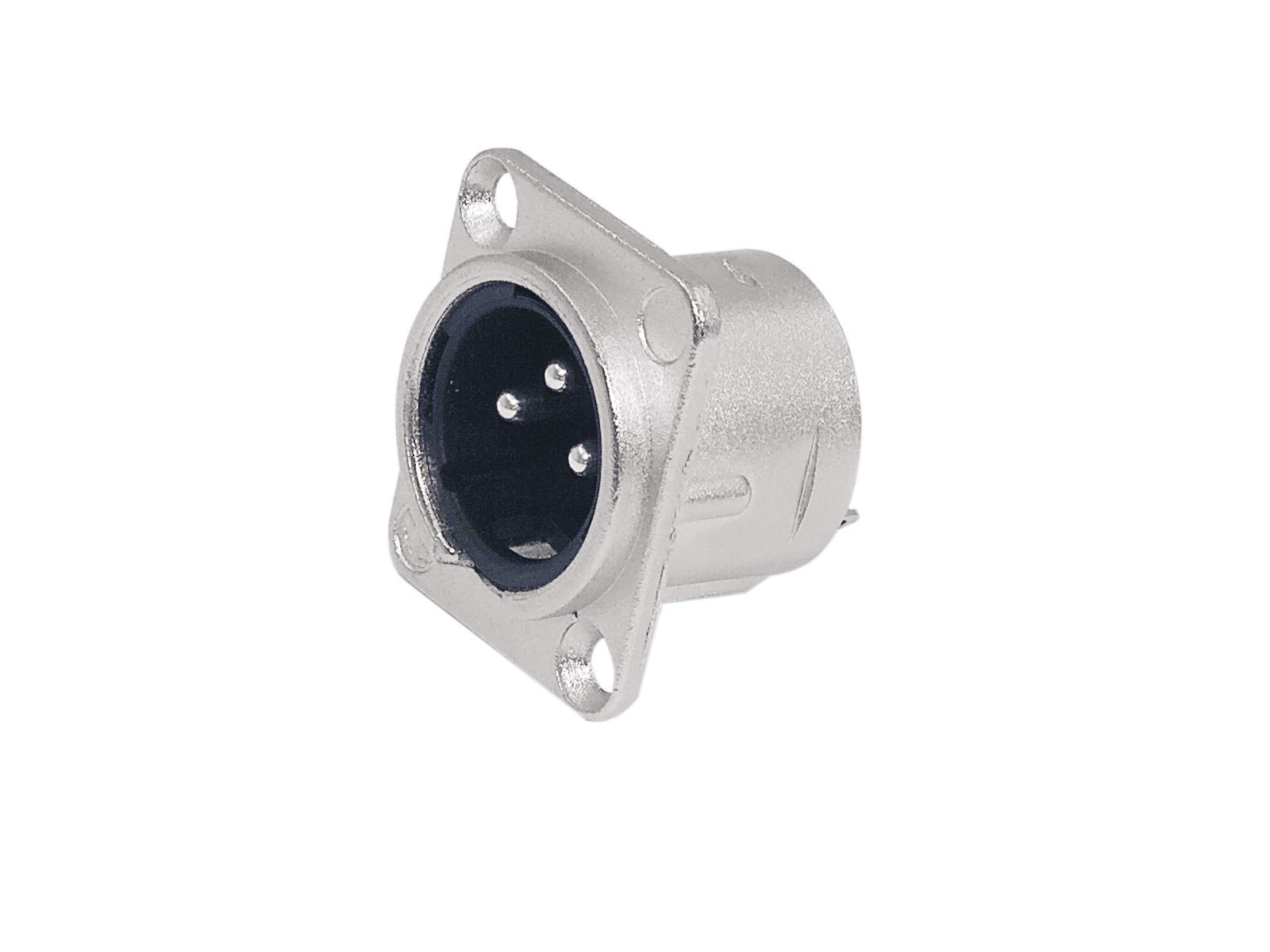 NEUTRIK XLR montaggio plug 3pin NC3MDL-1