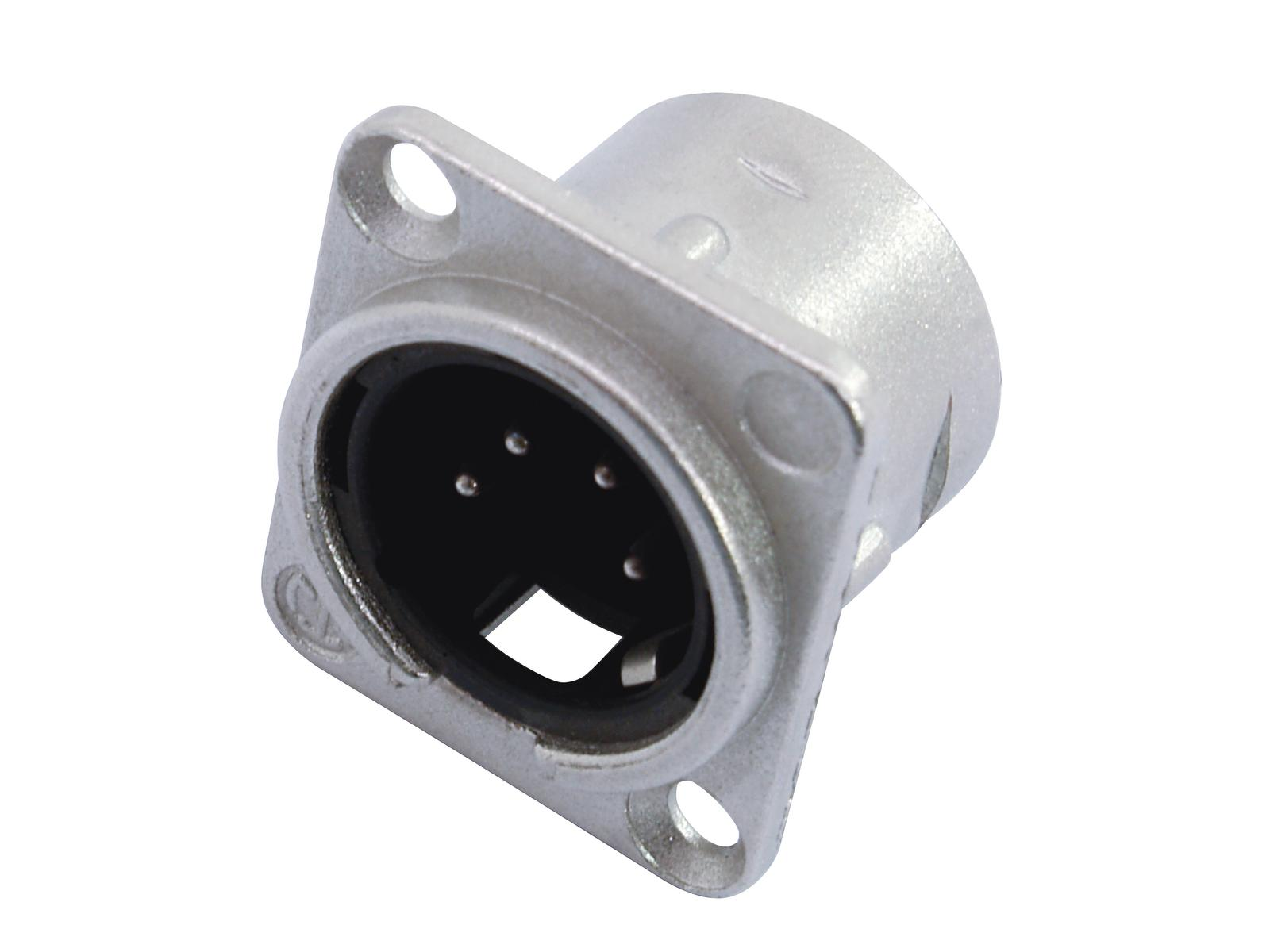 NEUTRIK XLR montaggio plug 4pin NC4MDL-1
