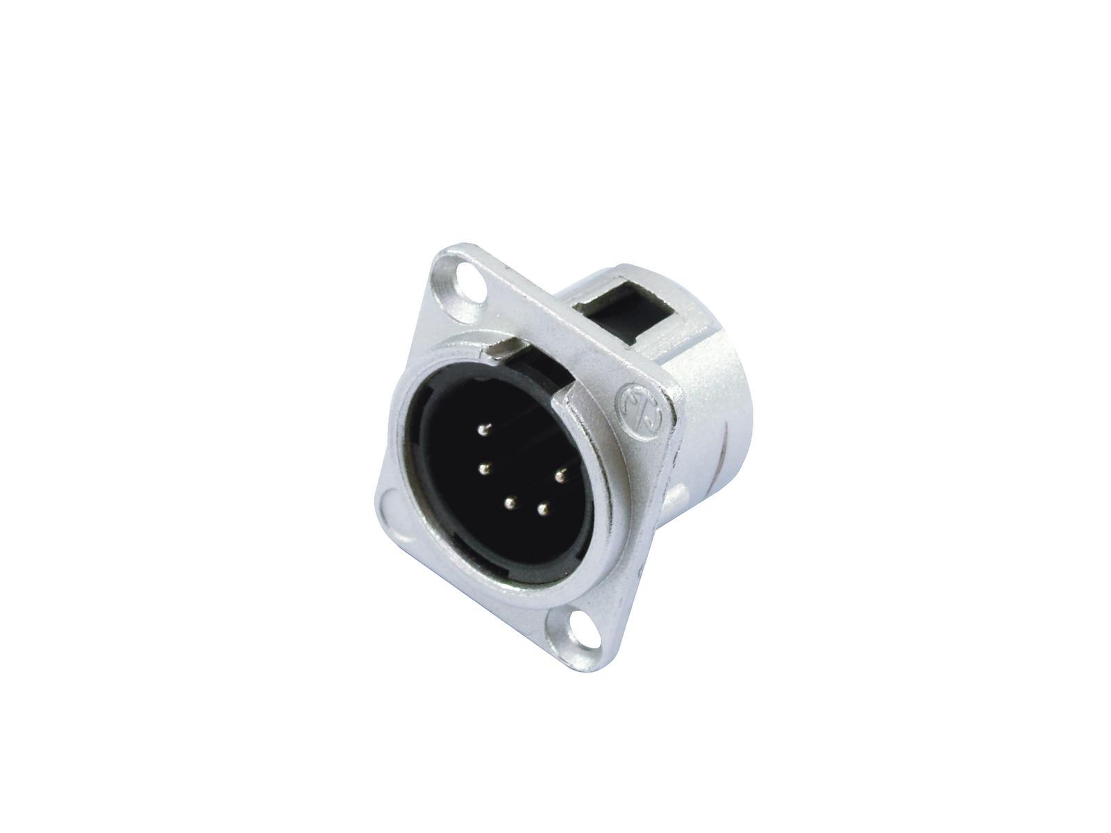 NEUTRIK XLR montaggio plug 5pin NC5MDL-1