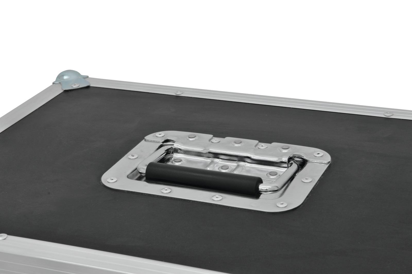 ROADINGER Flightcase 6x per il microfono