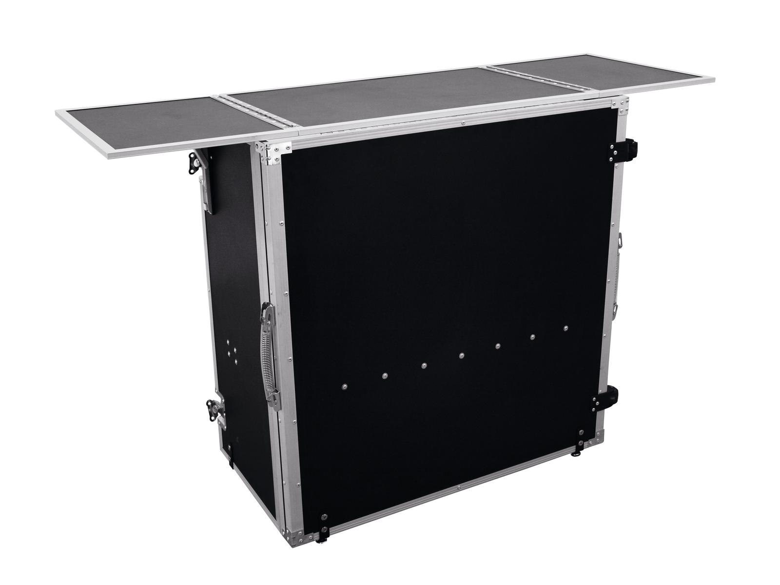 ROADINGER DJ-Tisch zusammenklappbar 148x51cm
