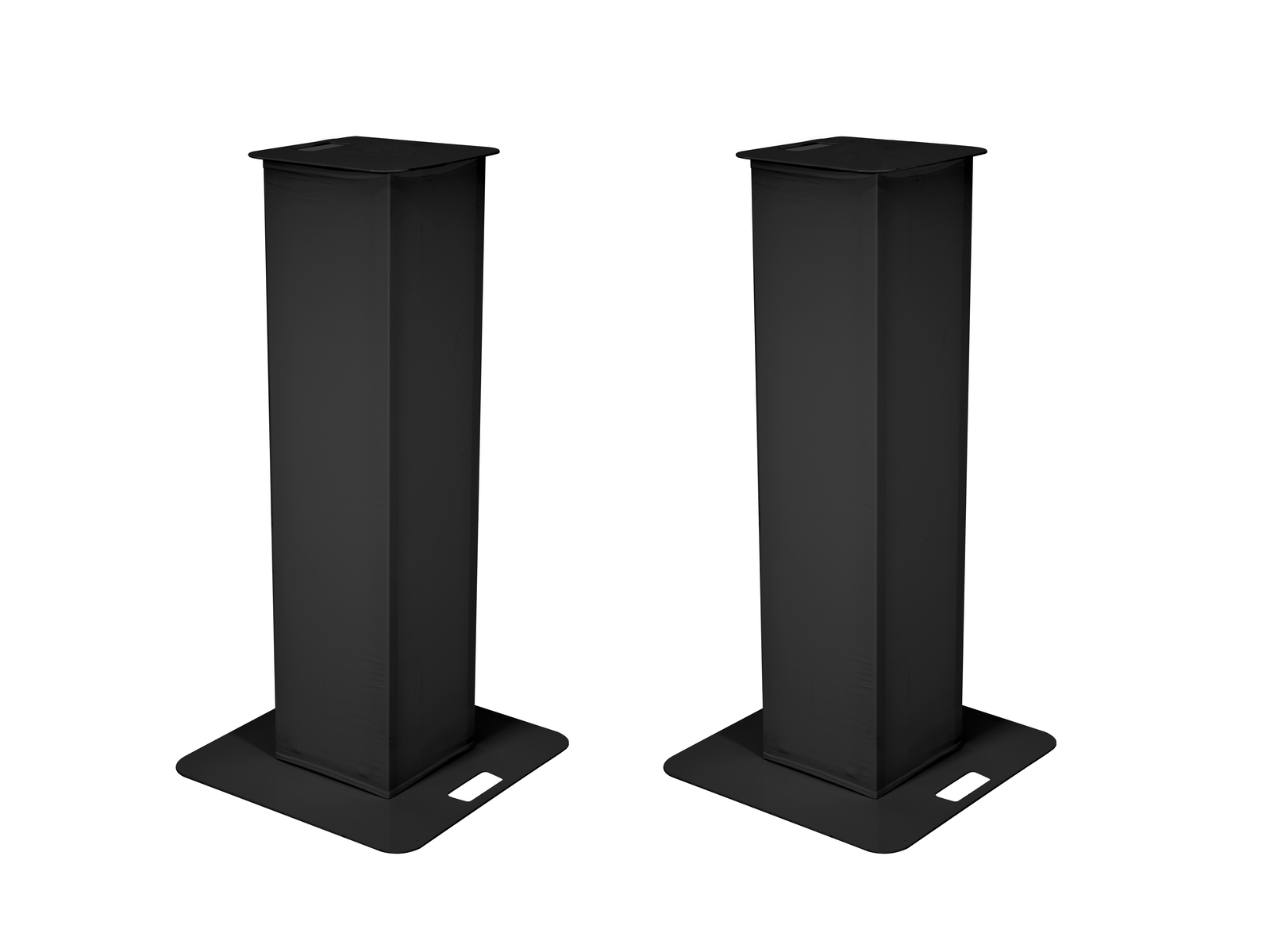 EUROLITE 2x Stage Stand 150cm inkl. Cover und Tasche, schwarz