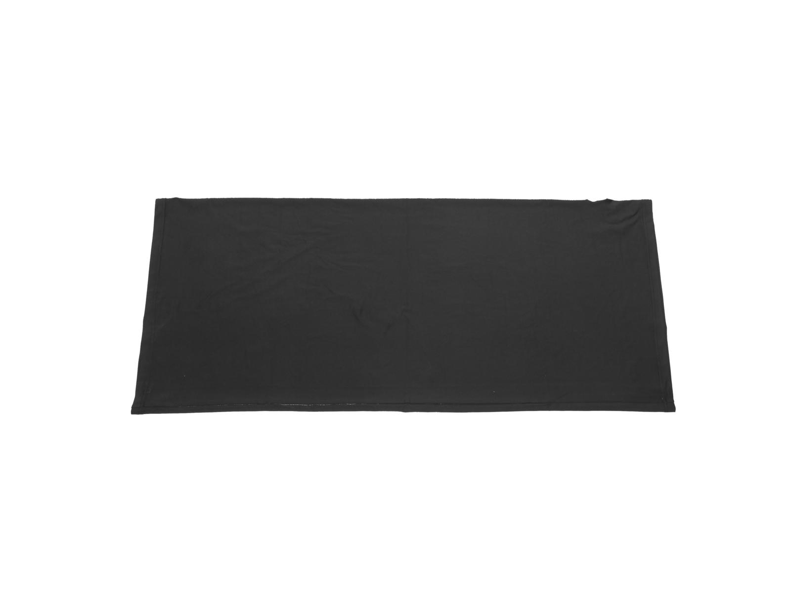 EUROLITE Wechselcover für Stage Stand Set 150cm schwarz