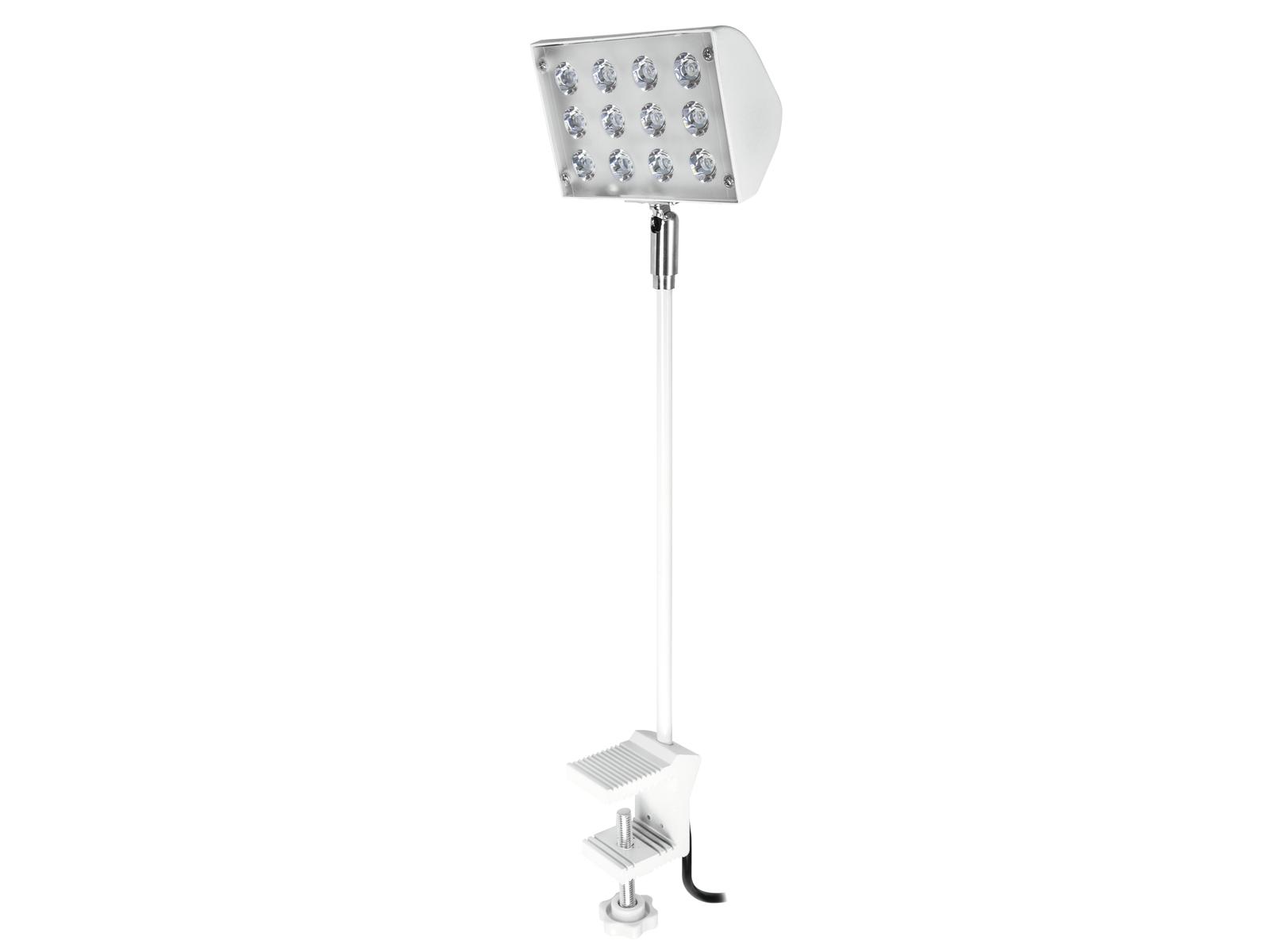 EUROLITE LED KKL-12 Fluter 3200K weiß