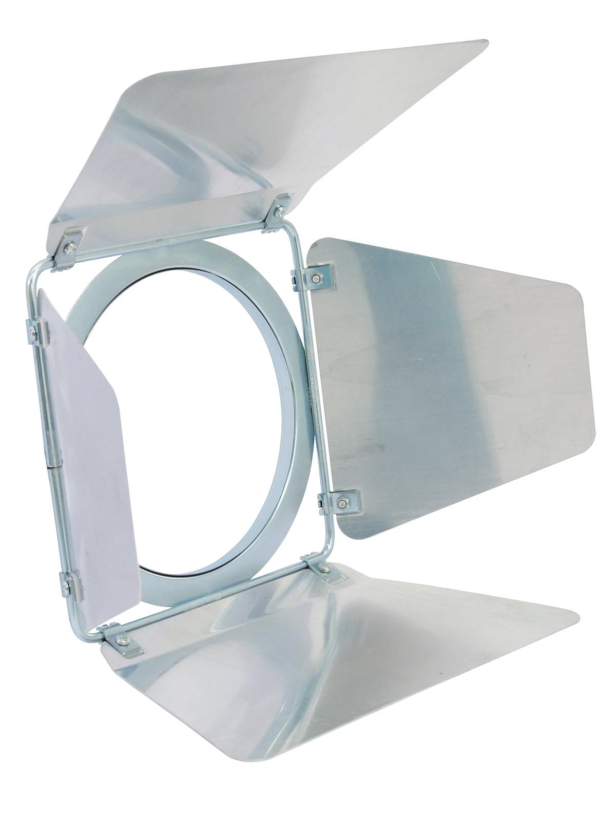 Alette Paraluce Direzionali Bandoors Per Fari Spot Par-56 Silver Eurolite