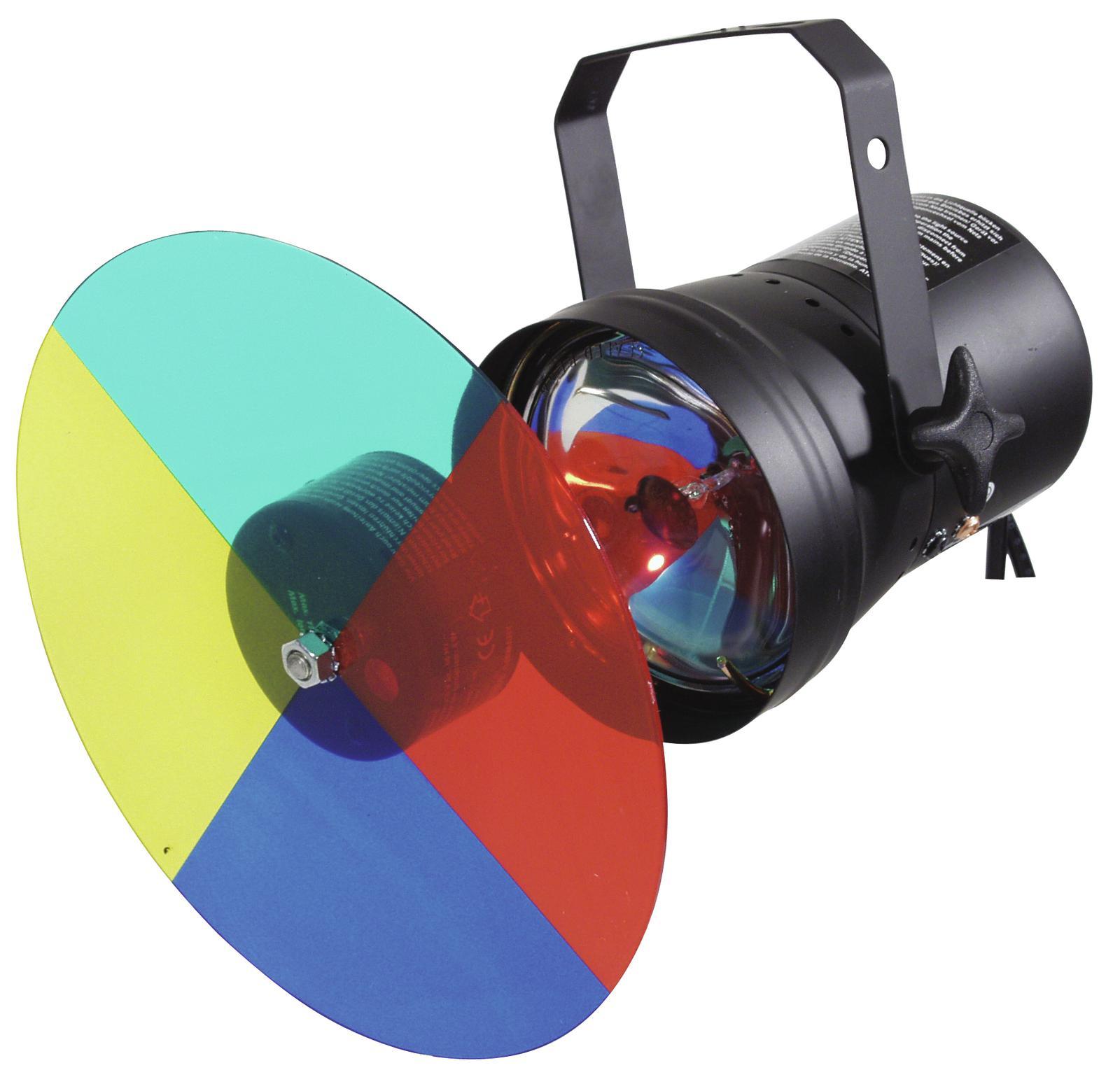 EUROLITE Color-Caricatore Set + PAR-36 Pinspot