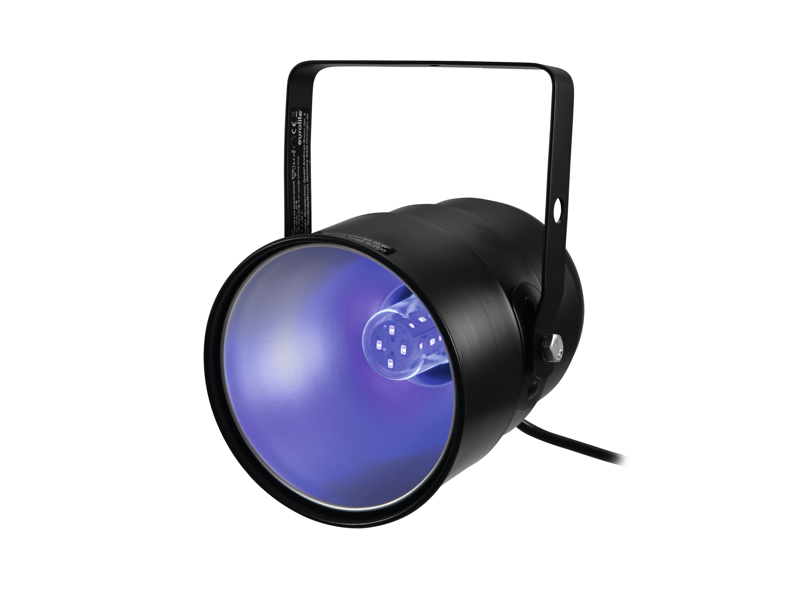 EUROLITE UV-Spot con LED UV 5W