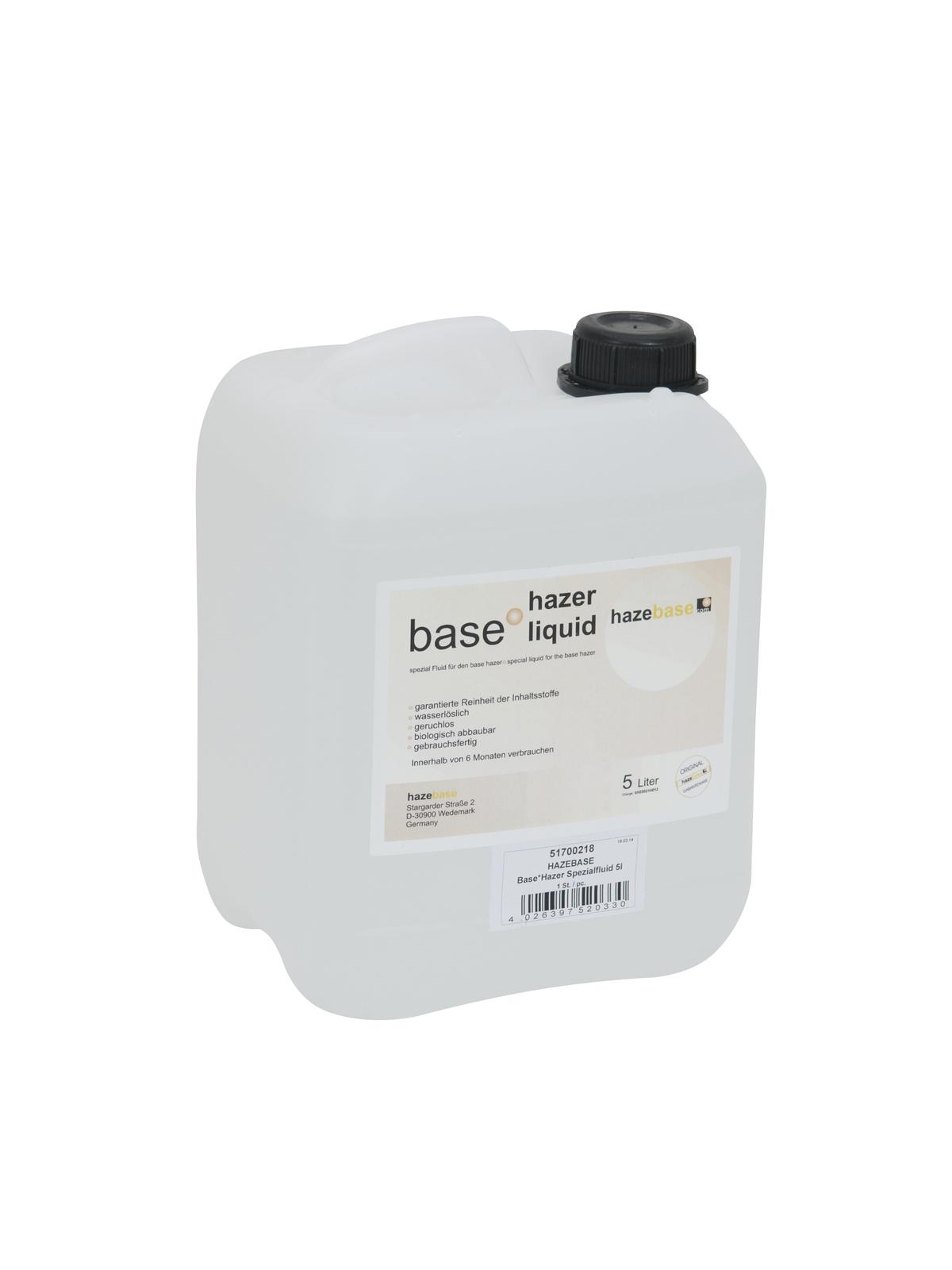 HAZEBASE Base*H Spezialfluid 5l Kanister