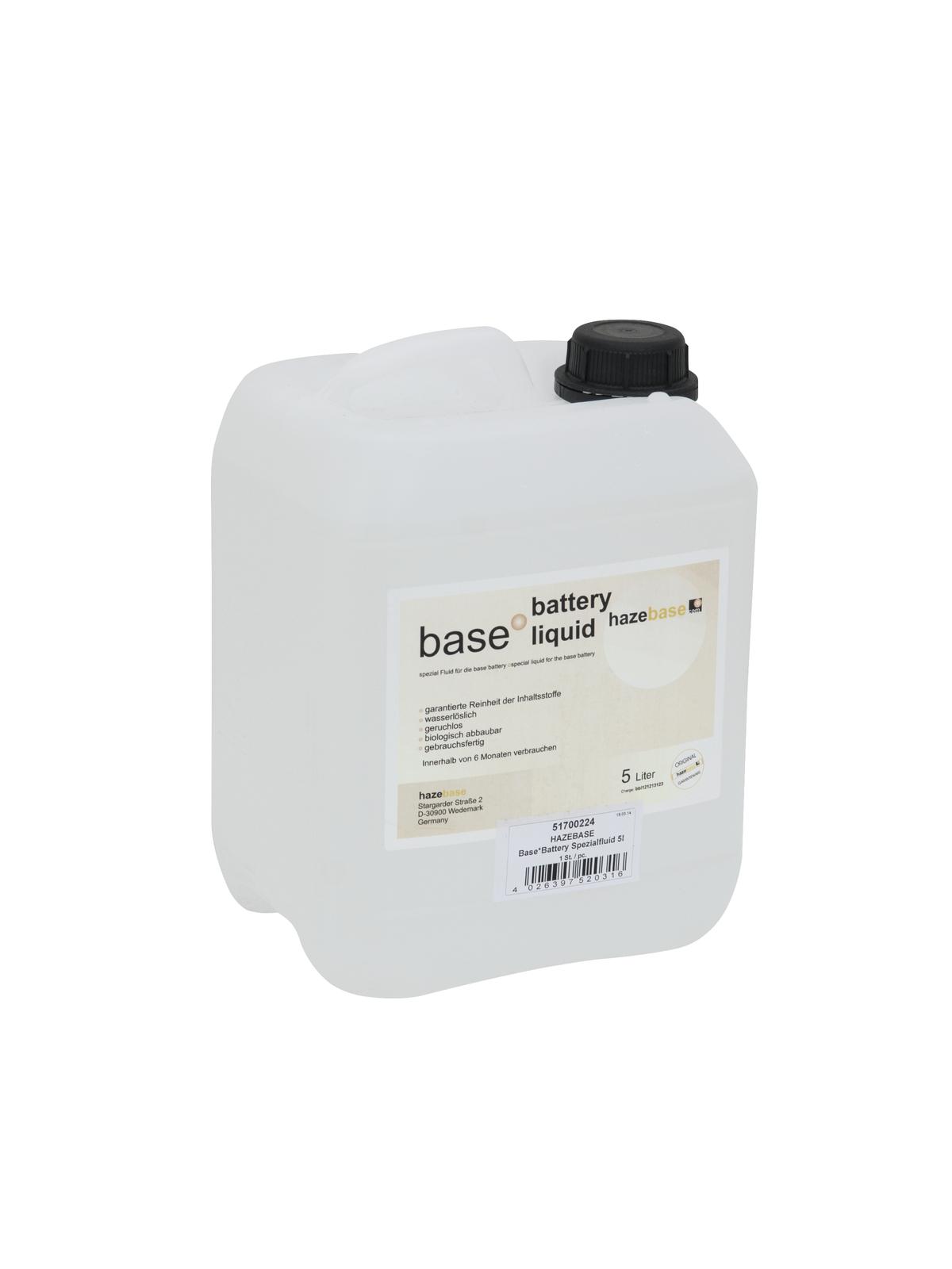 HAZEBASE Base*B Spezialfluid 5l Kanister