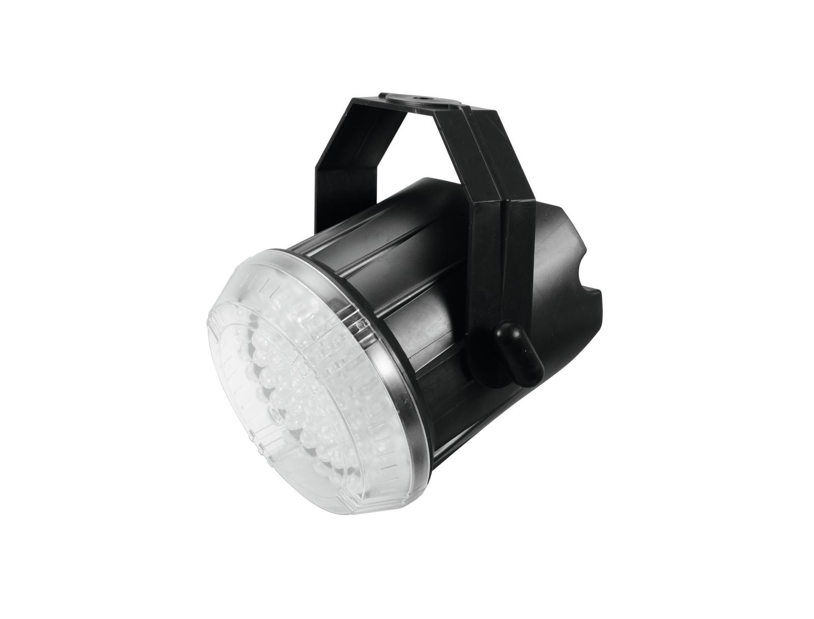 EUROLITE LED Techno LED strobo con varie possibilità di impostazione