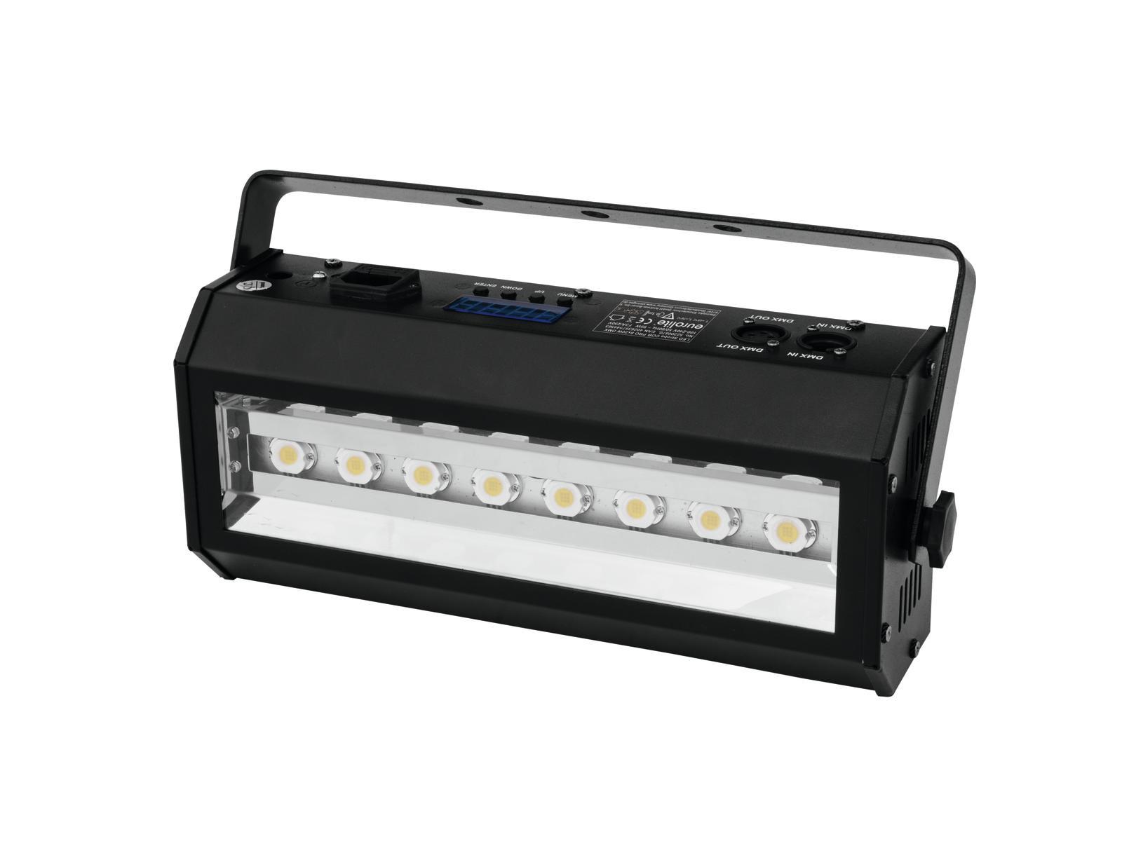 EUROLITE LED Strobo COB PRO 8x20W DMX