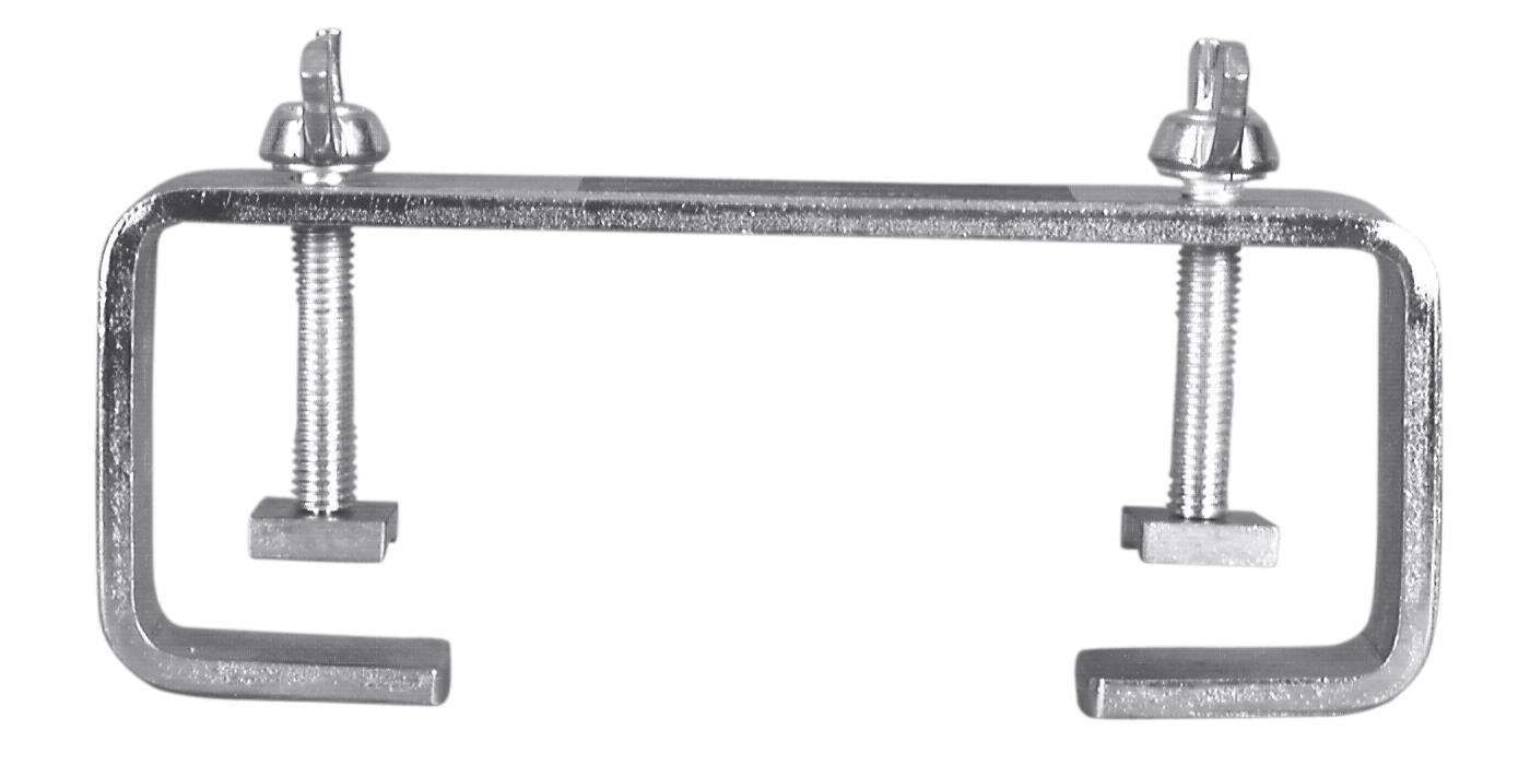 EUROLITE TCH-50/20 C-Haken silber