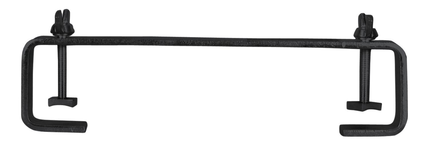 EUROLITE TCH-50/30 C-Haken schwarz