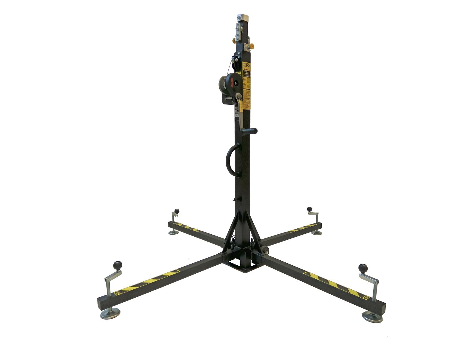 BLOCK AND BLOCK SIGMA-40 Traversenlift 150kg 4,7m