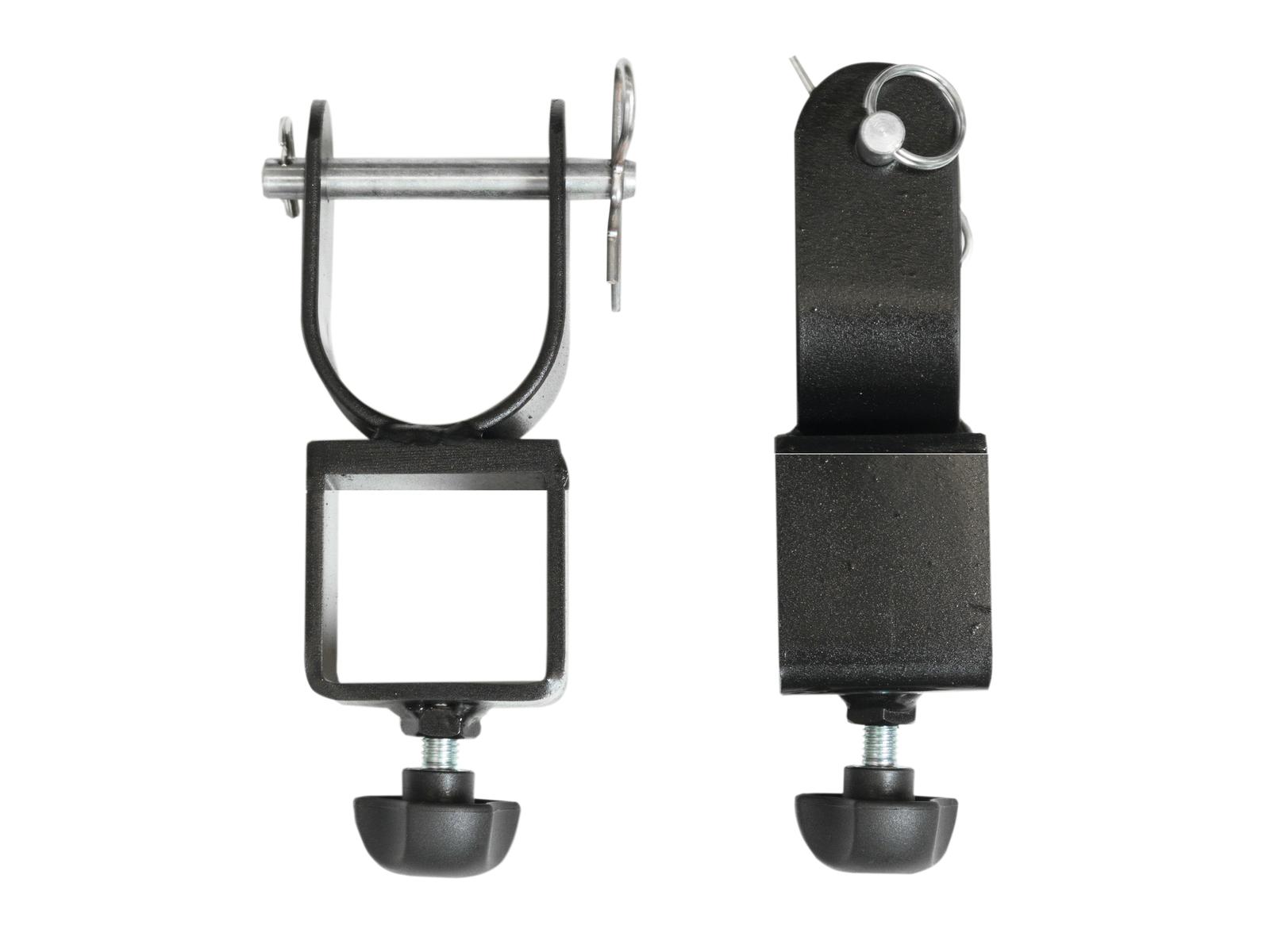 BLOCCO E BLOCCO ATG1 Capriata adattatore di montaggio per l'inserimento del tubo di 5