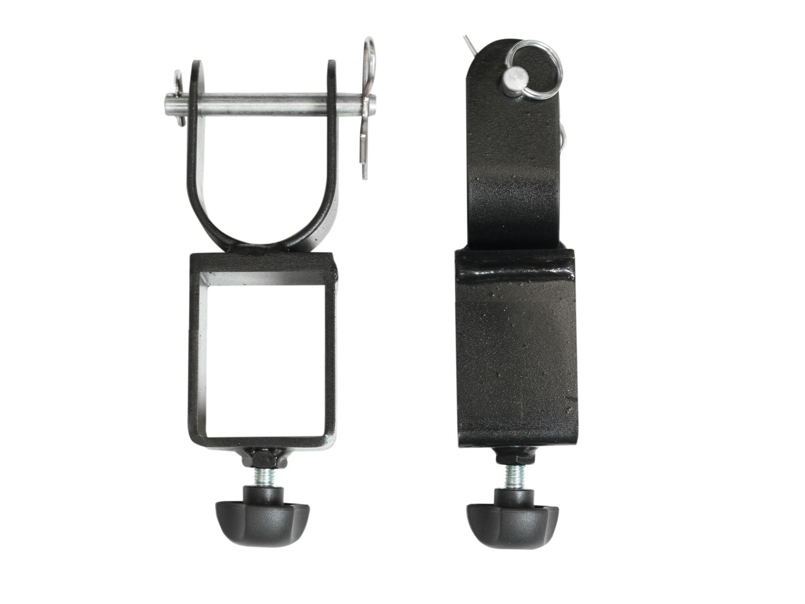 BLOCCO E BLOCCO ATG2 Capriata adattatore di montaggio per l'inserimento del tubo di 7