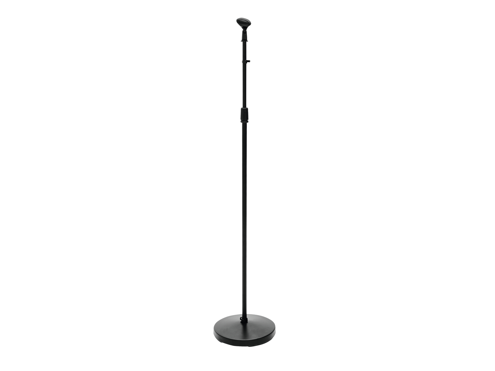 OMNITRONIC Stand Microfono 100-170cm bk