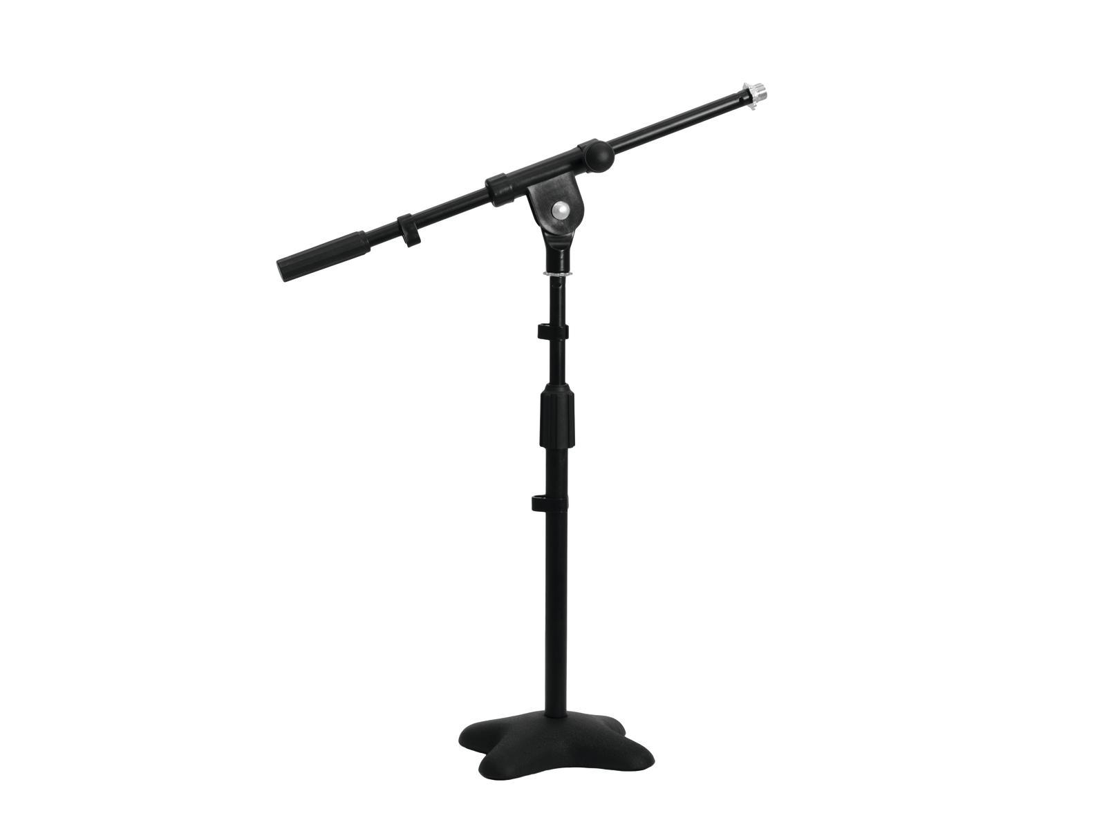 OMNITRONIC mic table bk