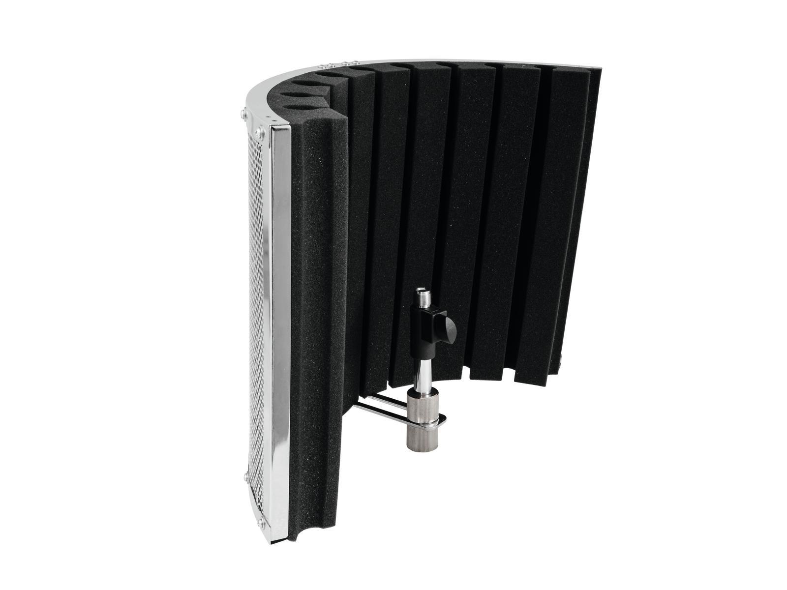 OMNITRONIC COME-02 Microfono con sistema di assorbimento