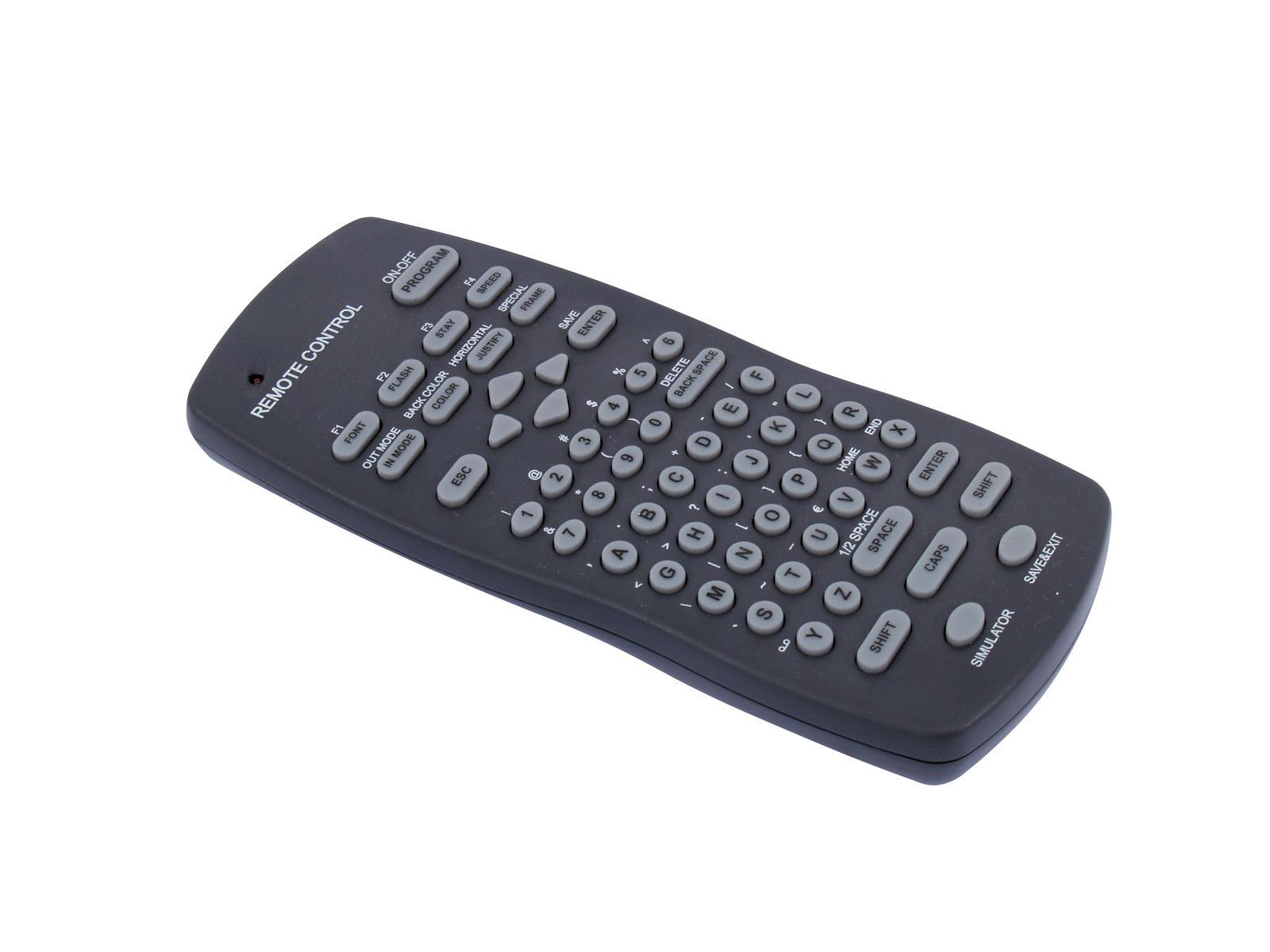 EUROLITE ESN Telecomando (IR)