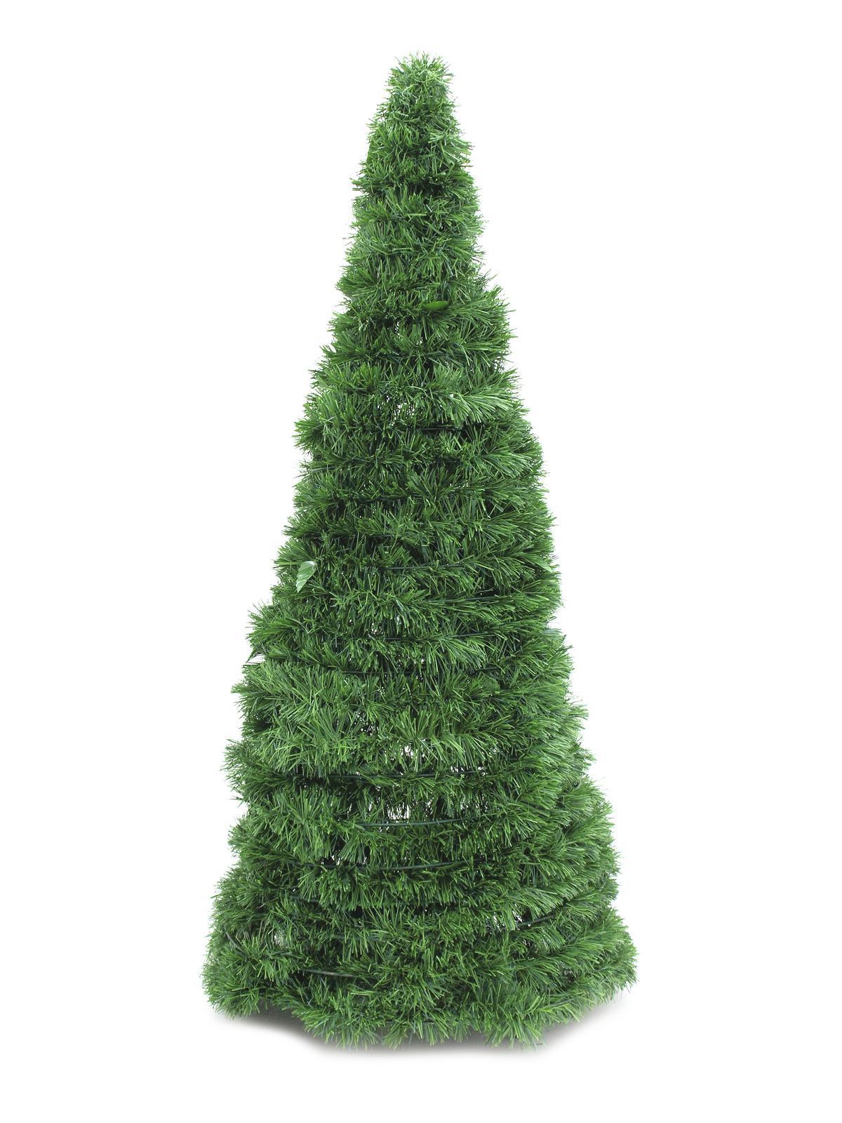 EUROPALMS Abete, a forma di cono, 150cm