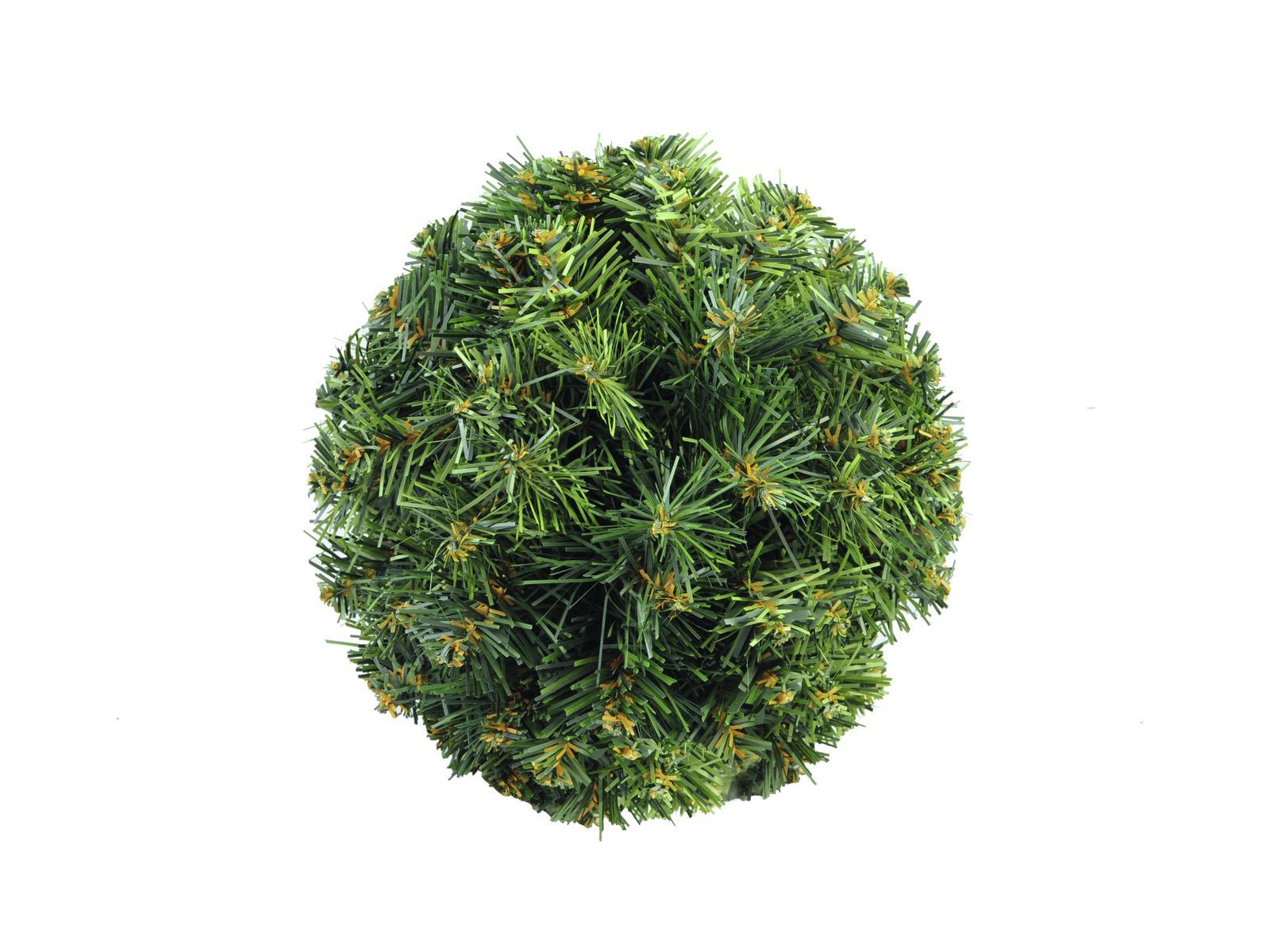 EUROPALMS di Natale, palla, verde, 25cm
