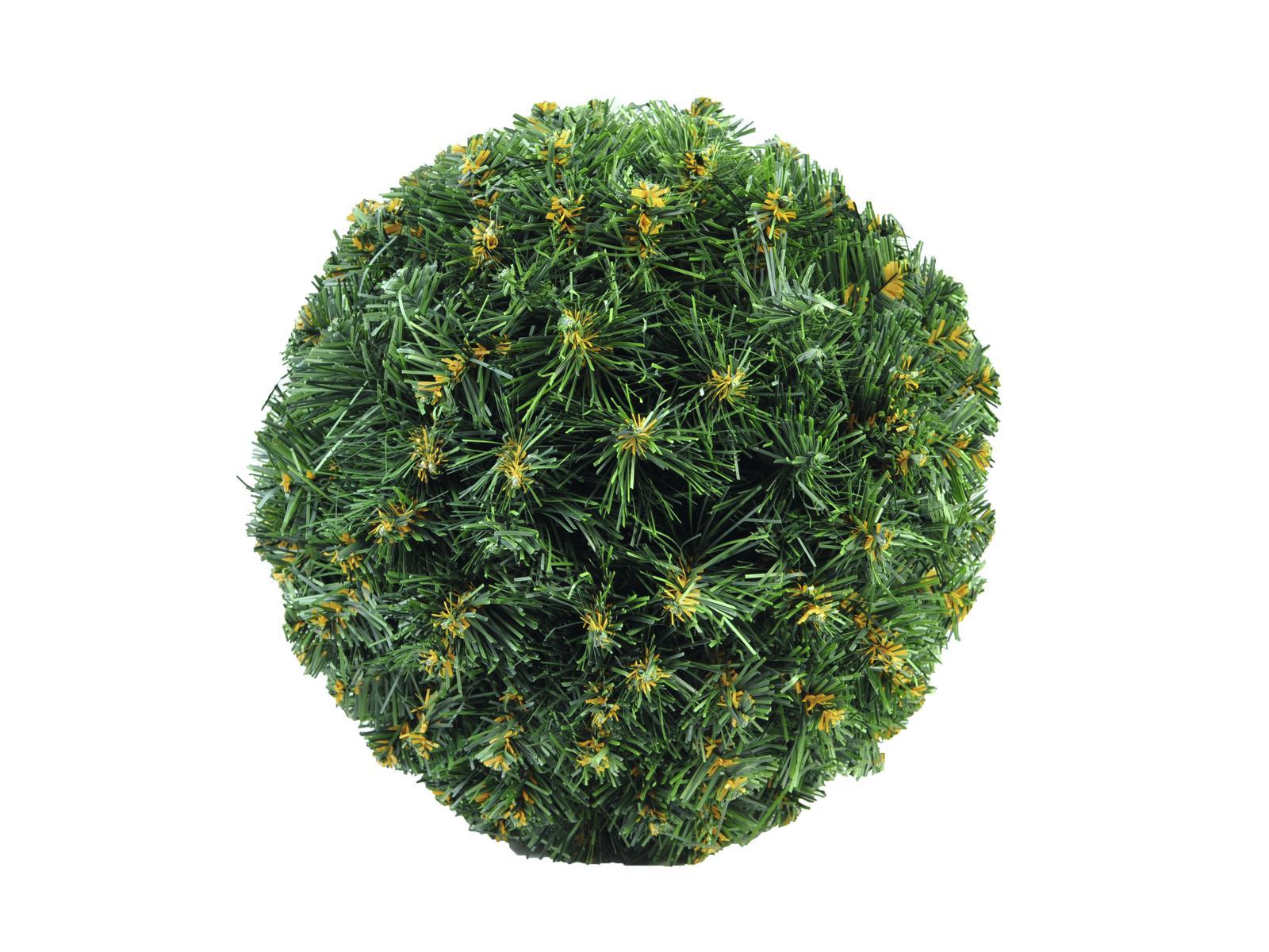 EUROPALMS di Natale, palla, verde, 30cm