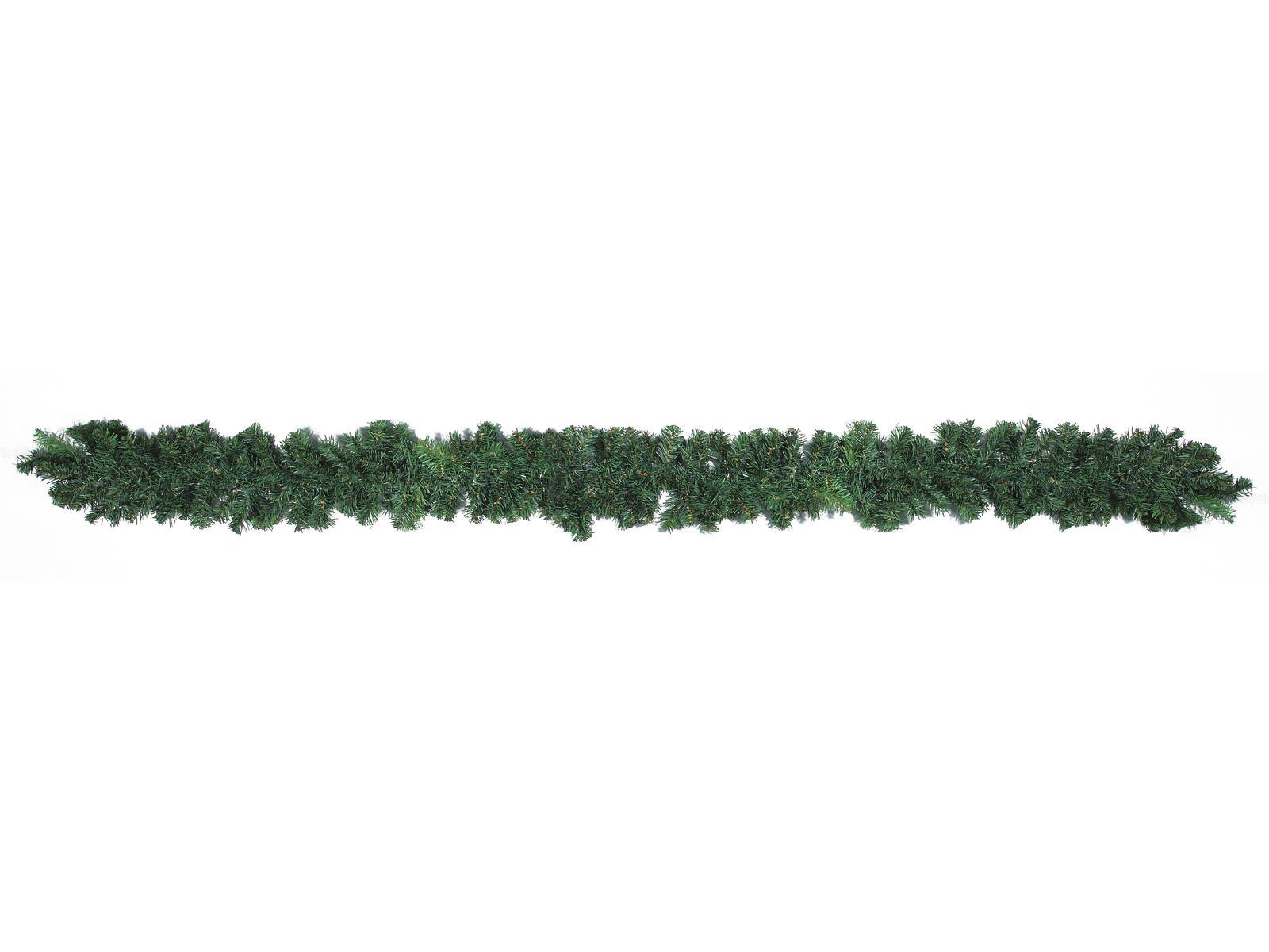 EUROPALMS Premium pino ghirlanda, verde, 18x270cm