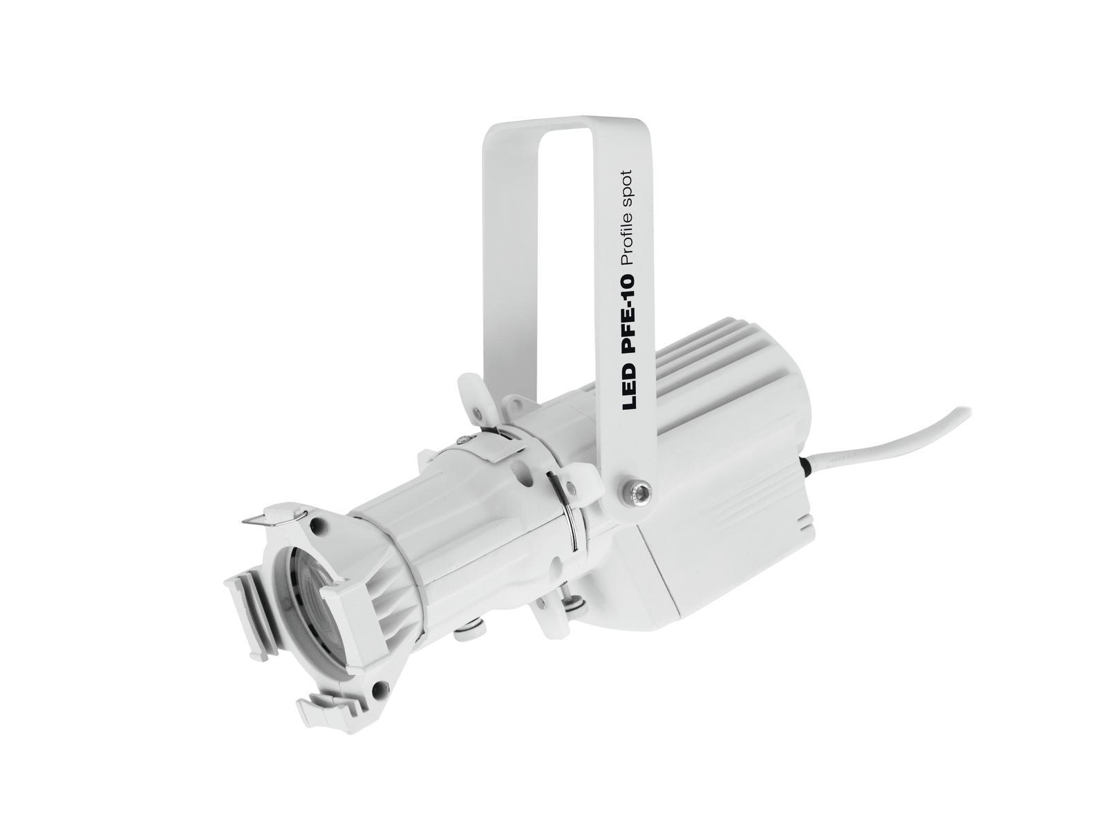 EUROLITE LED PFE-10 3000K Profilo Spot wh