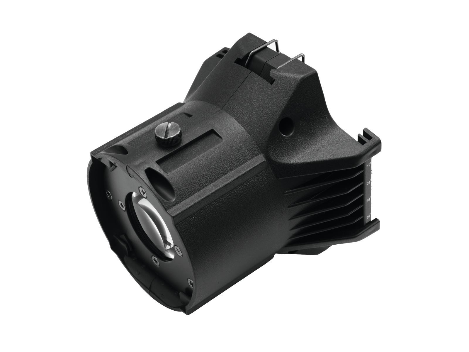 EUROLITE LENTE 50° per LED PFE-50 3000K COLORE NERO