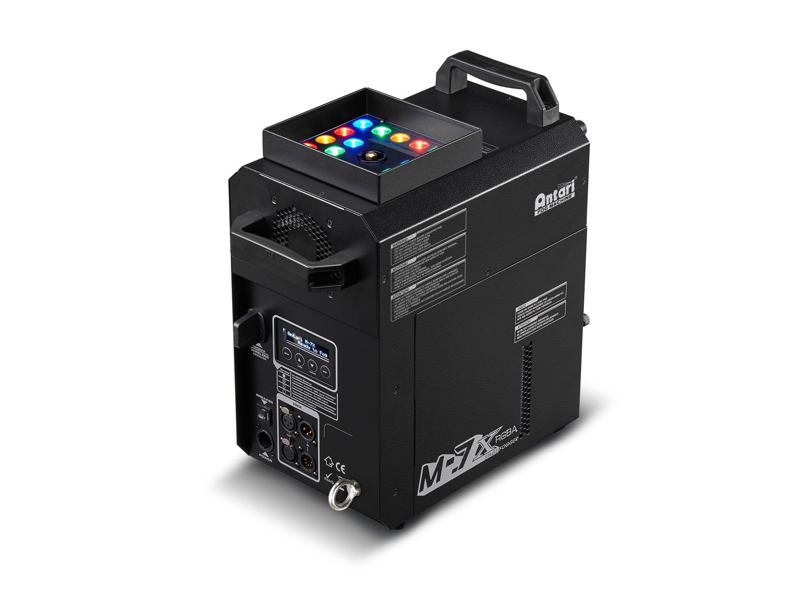 ANTARI M-7X RGBA Fase Fogger