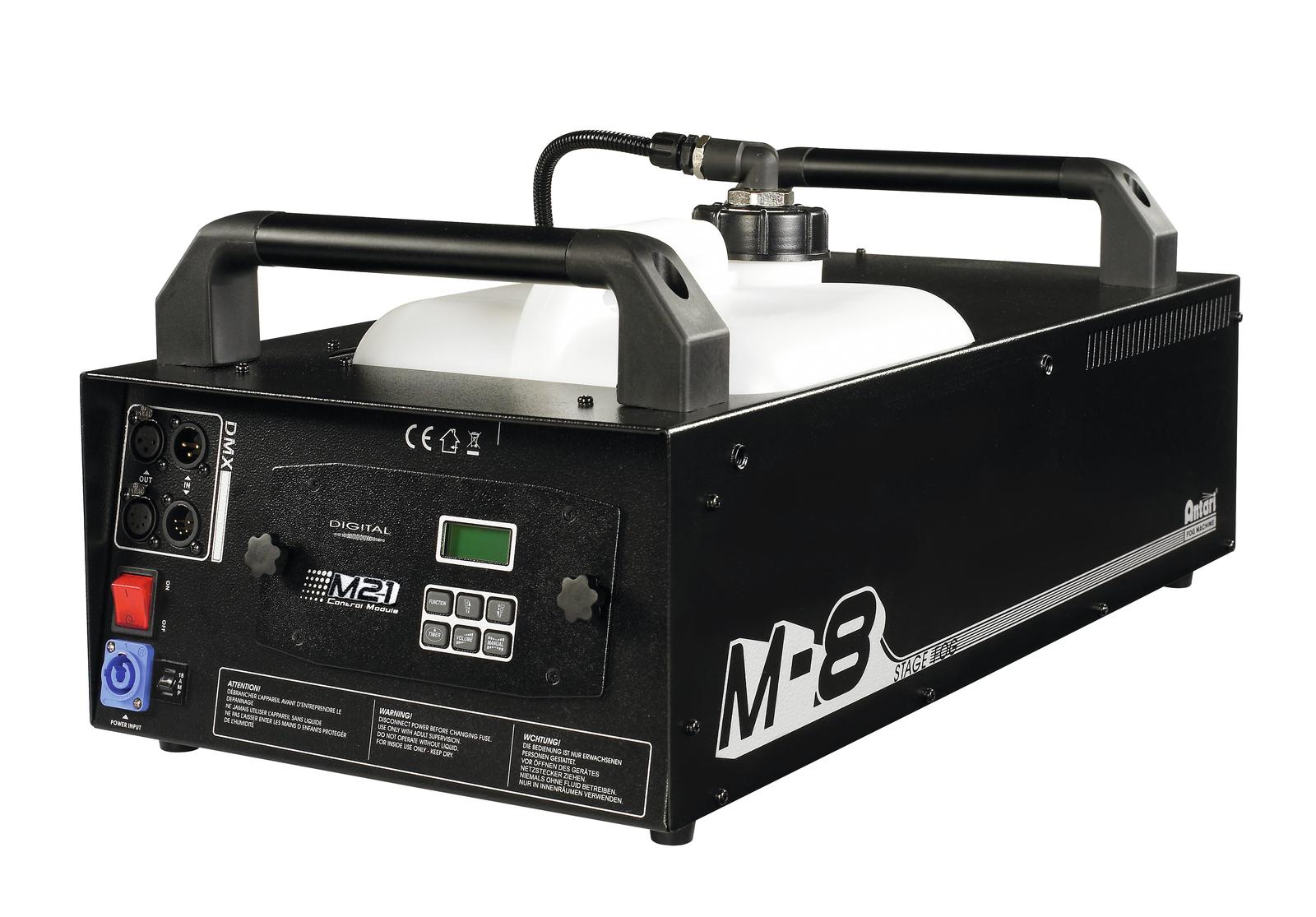 Macchina del fumo alte prestazioni 1800 W dmx controller wireless ANTARI M-8