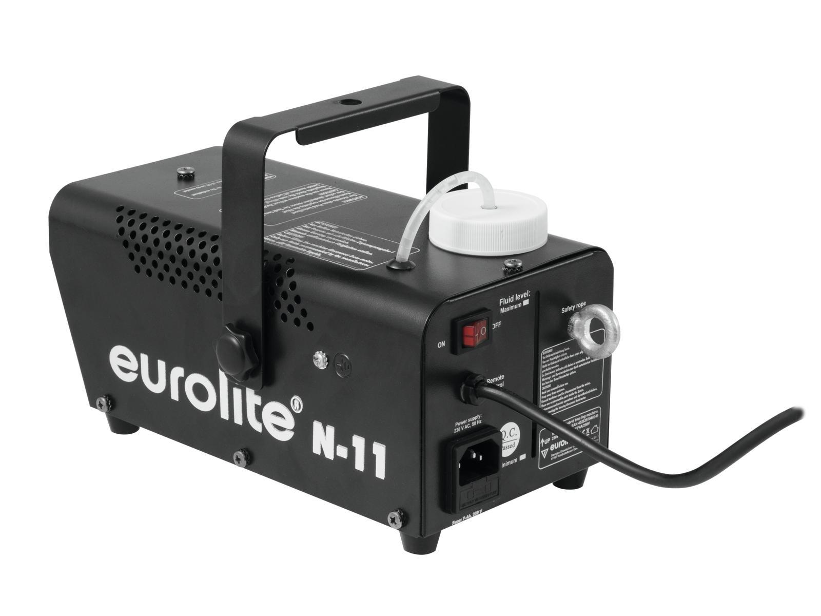 EUROLITE N-11 LED Hybrid blau Nebelmaschine