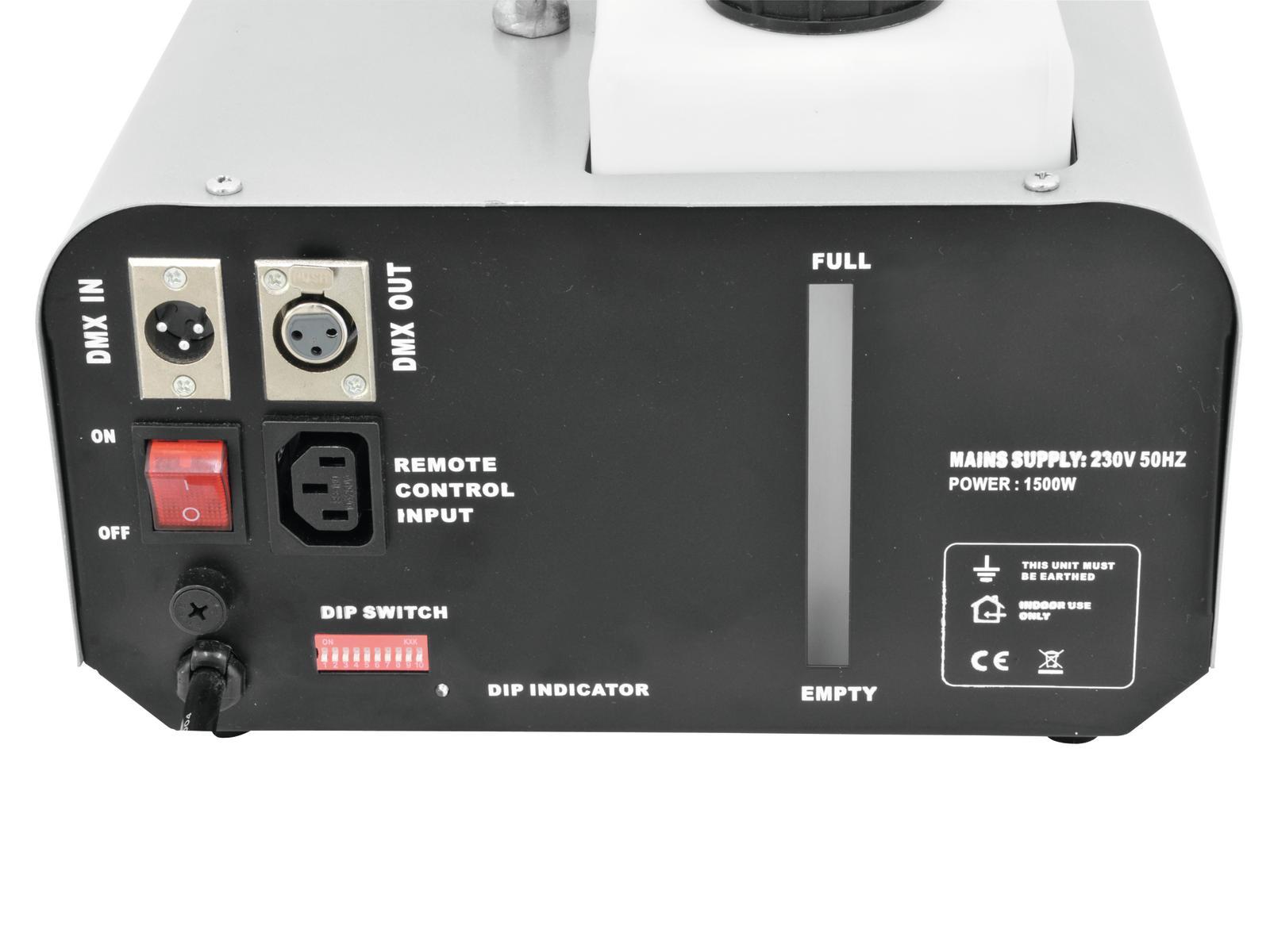 EUROLITE NSF-150B DMX spray fogger