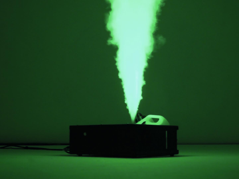 EUROLITE NSF-350 LED macchina del fumo con uscita verticale e interfaccia DMX