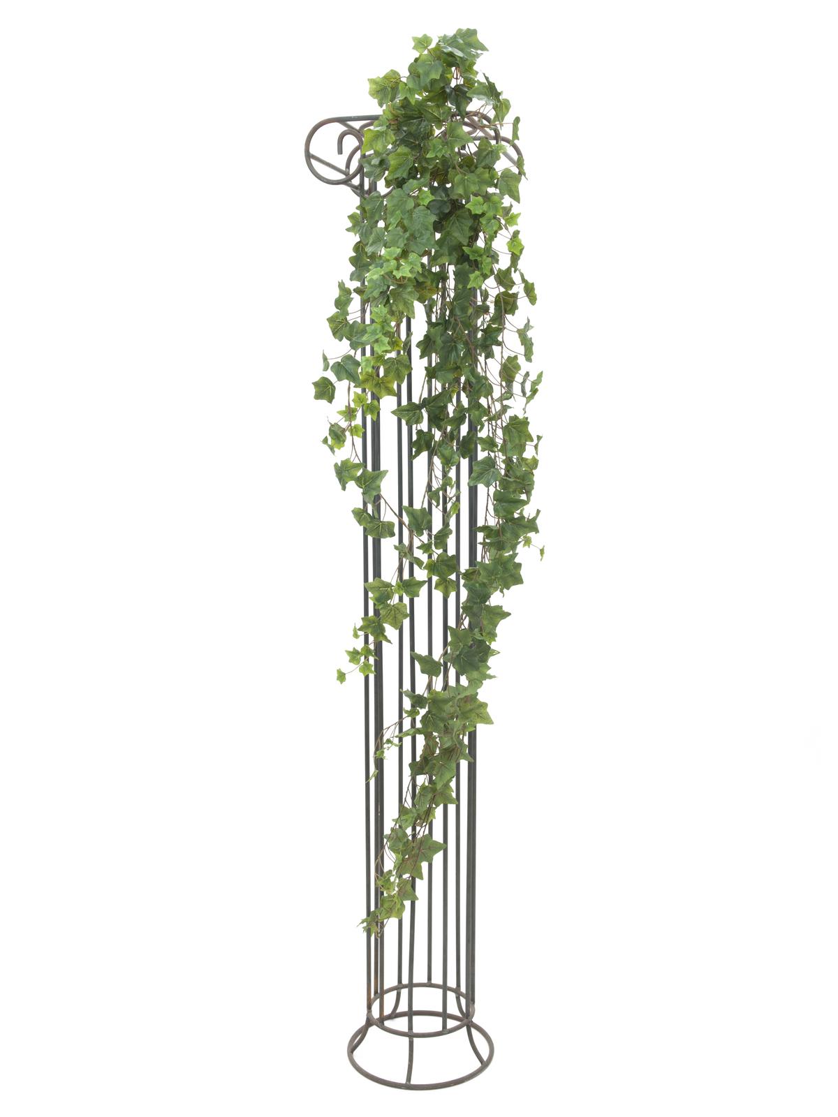 EUROPALMS Ivy garland in rilievo verde 180cm