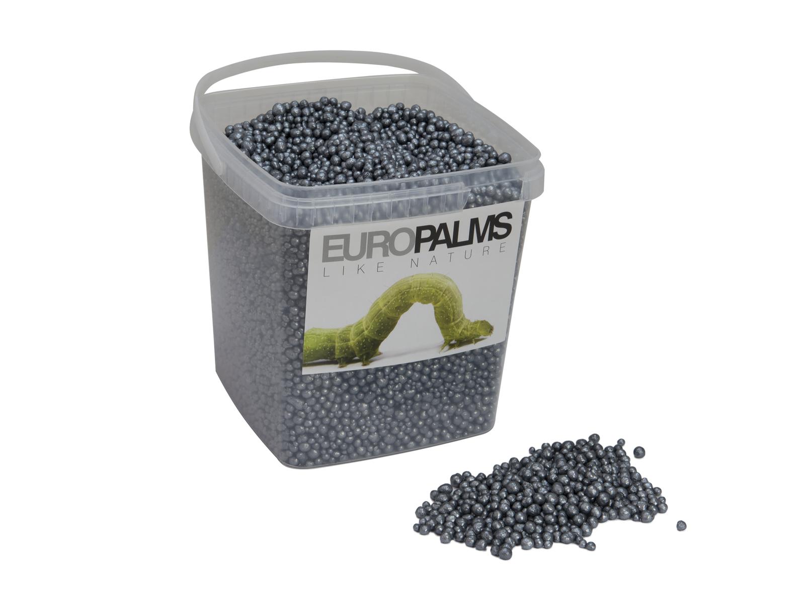 EUROPALMS Idrocoltura substrato, beluga, sechhio da 5,5 LT