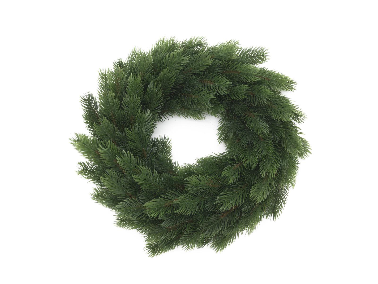 Christmas garland of Fir 45 Cm in Polietene Europalms